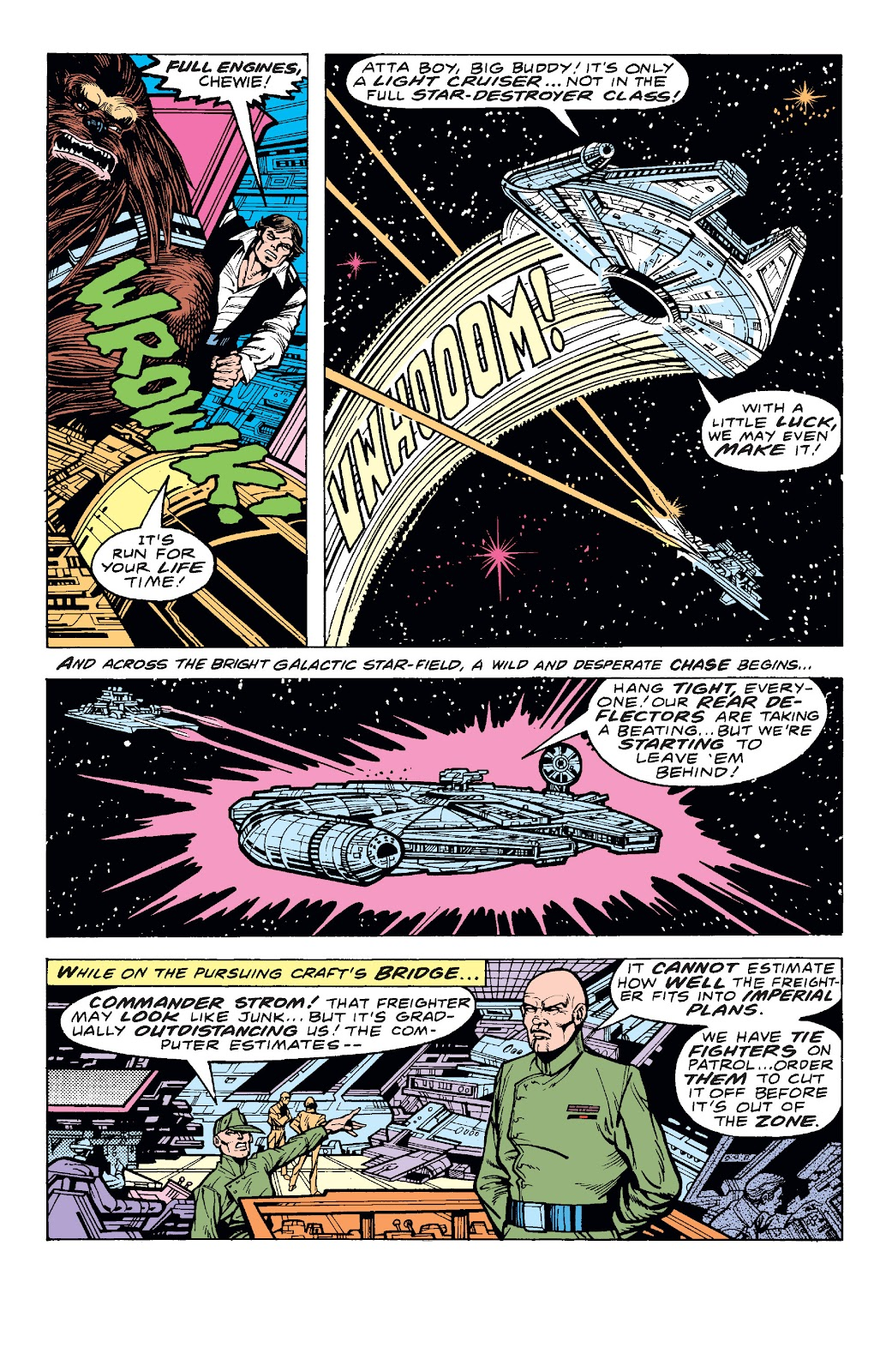 Read online Star Wars Legends: The Original Marvel Years - Epic Collection comic -  Issue # TPB 1 (Part 4) - 24