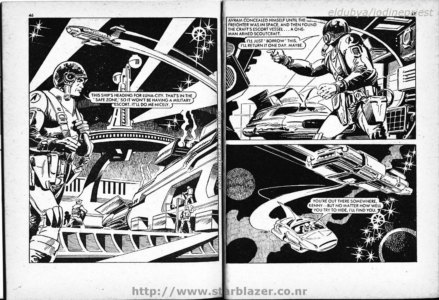 Starblazer issue 65 - Page 25