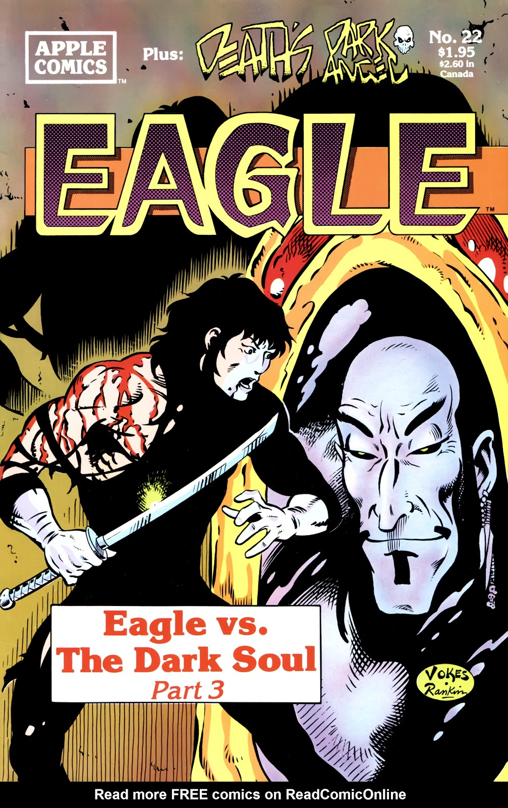Eagle issue 22 - Page 1
