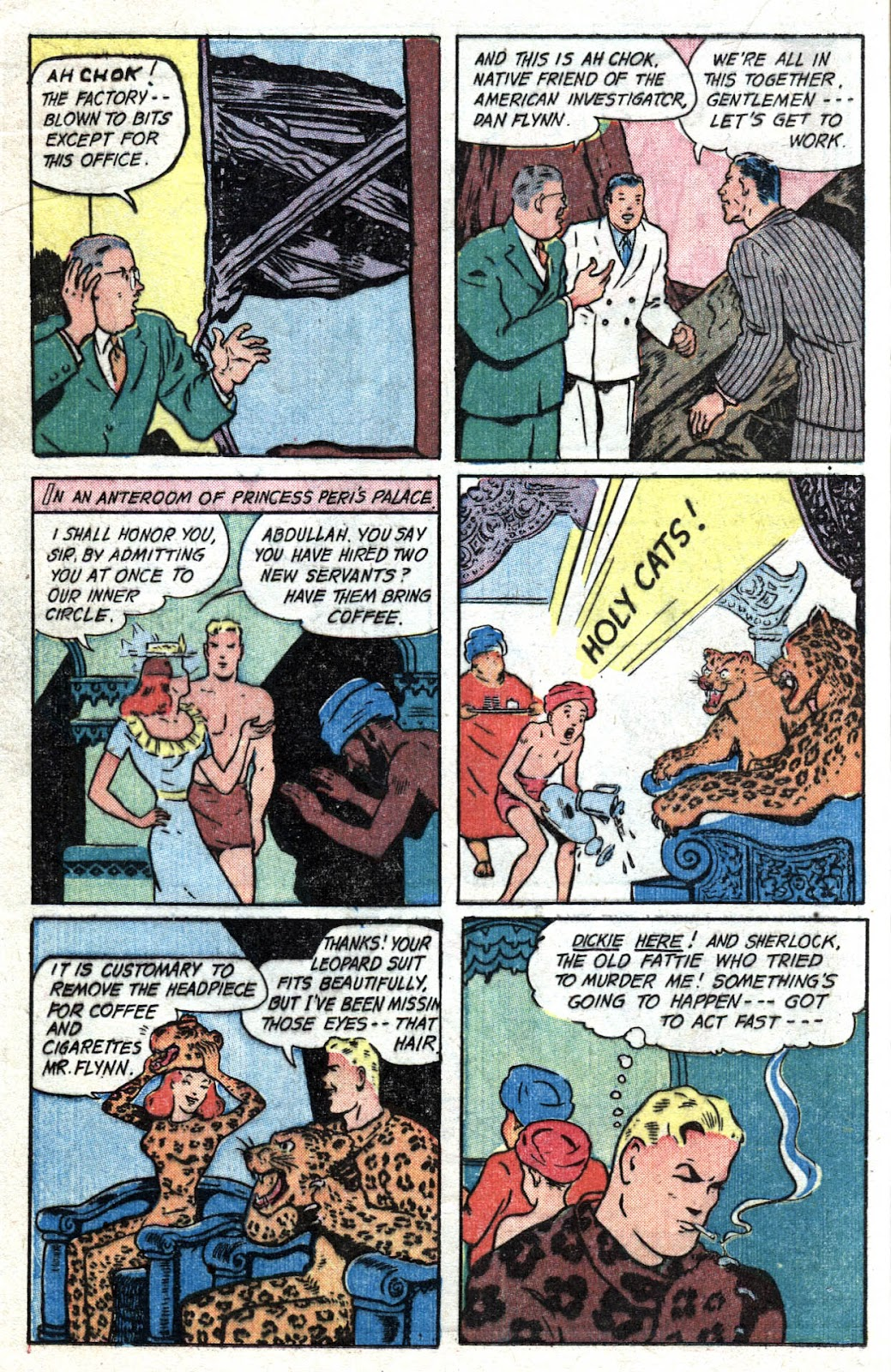 Read online Famous Funnies comic -  Issue #173 - 20