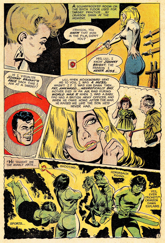 Read online Secret Six (1968) comic -  Issue #5 - 7