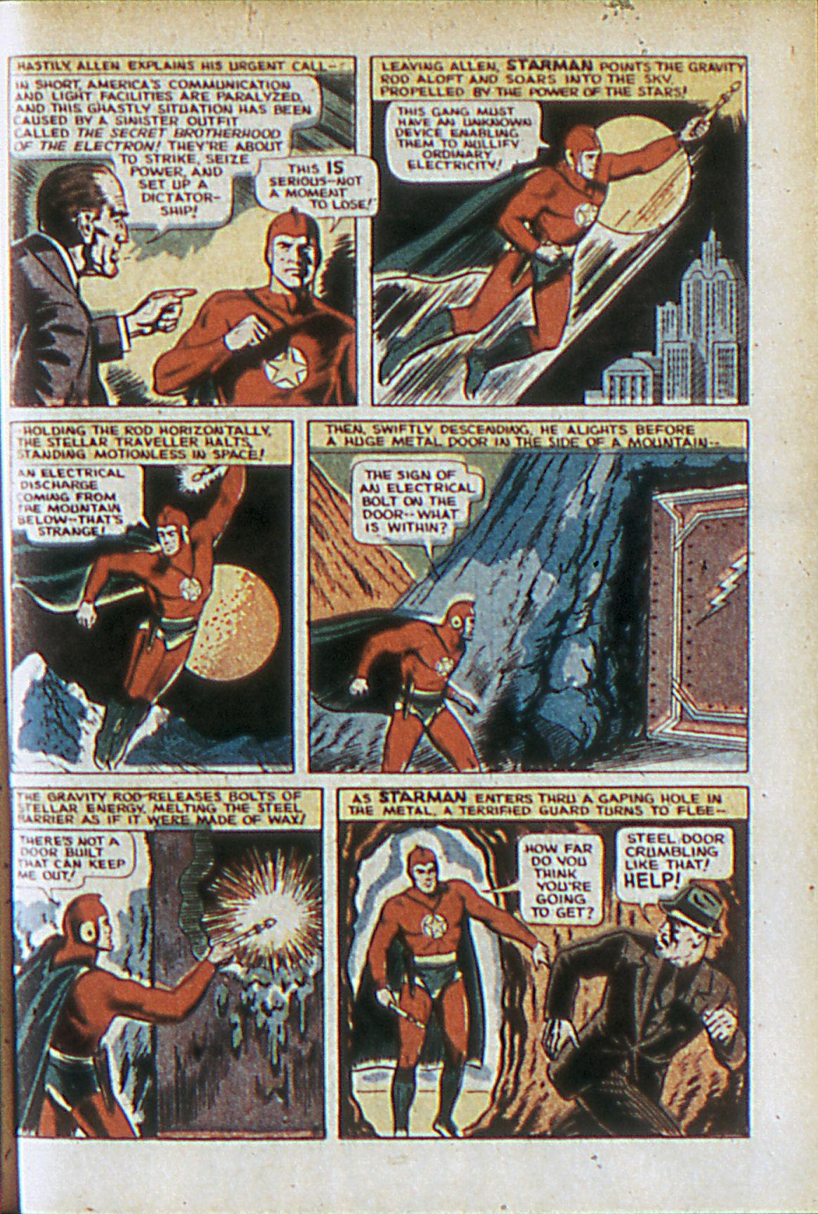 Read online Adventure Comics (1938) comic -  Issue #61 - 8