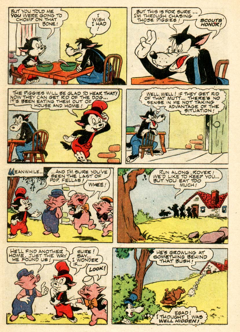 Walt Disney's Comics and Stories issue 192 - Page 16