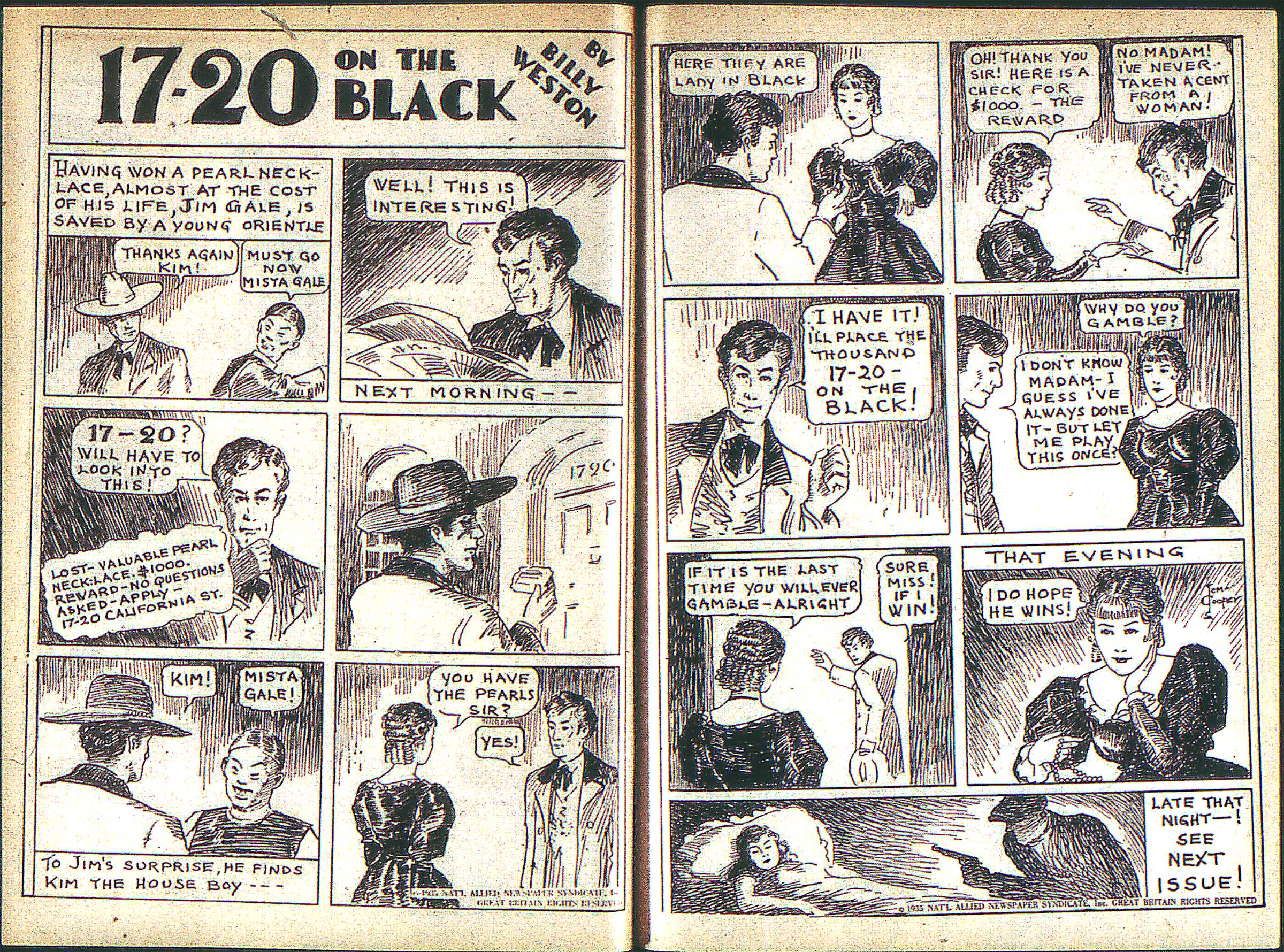 Read online Adventure Comics (1938) comic -  Issue #1 - 17