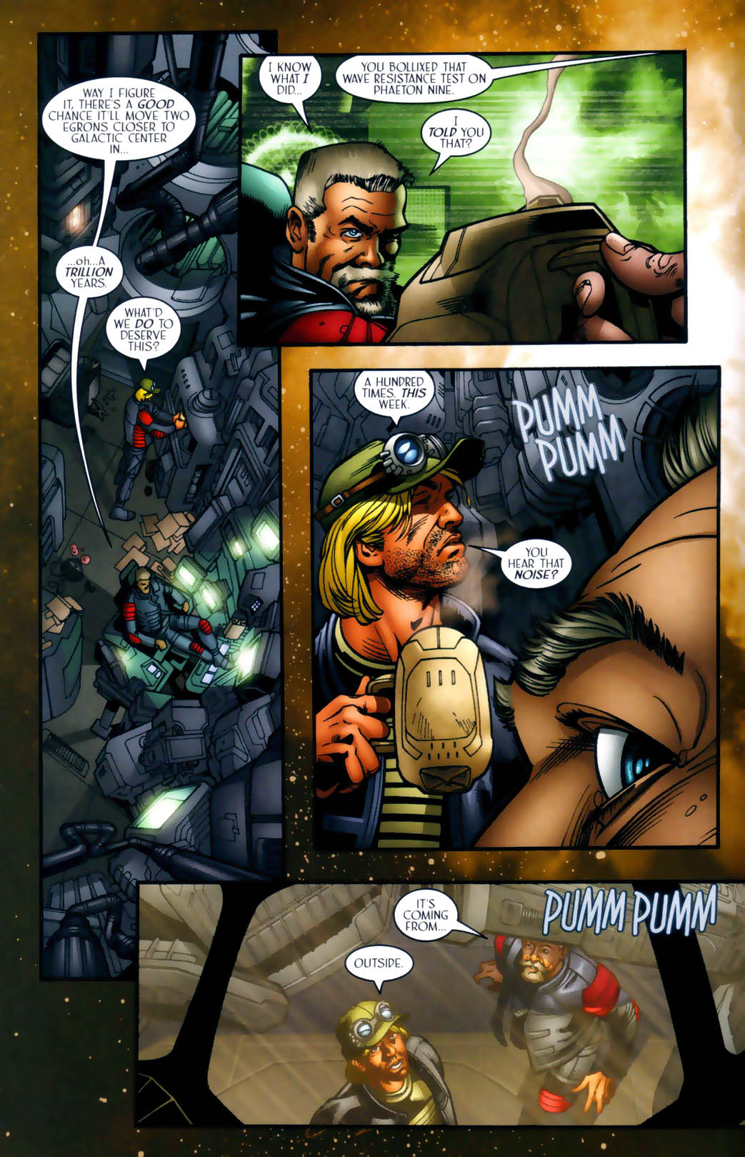 Read online Sigil (2000) comic -  Issue #30 - 5