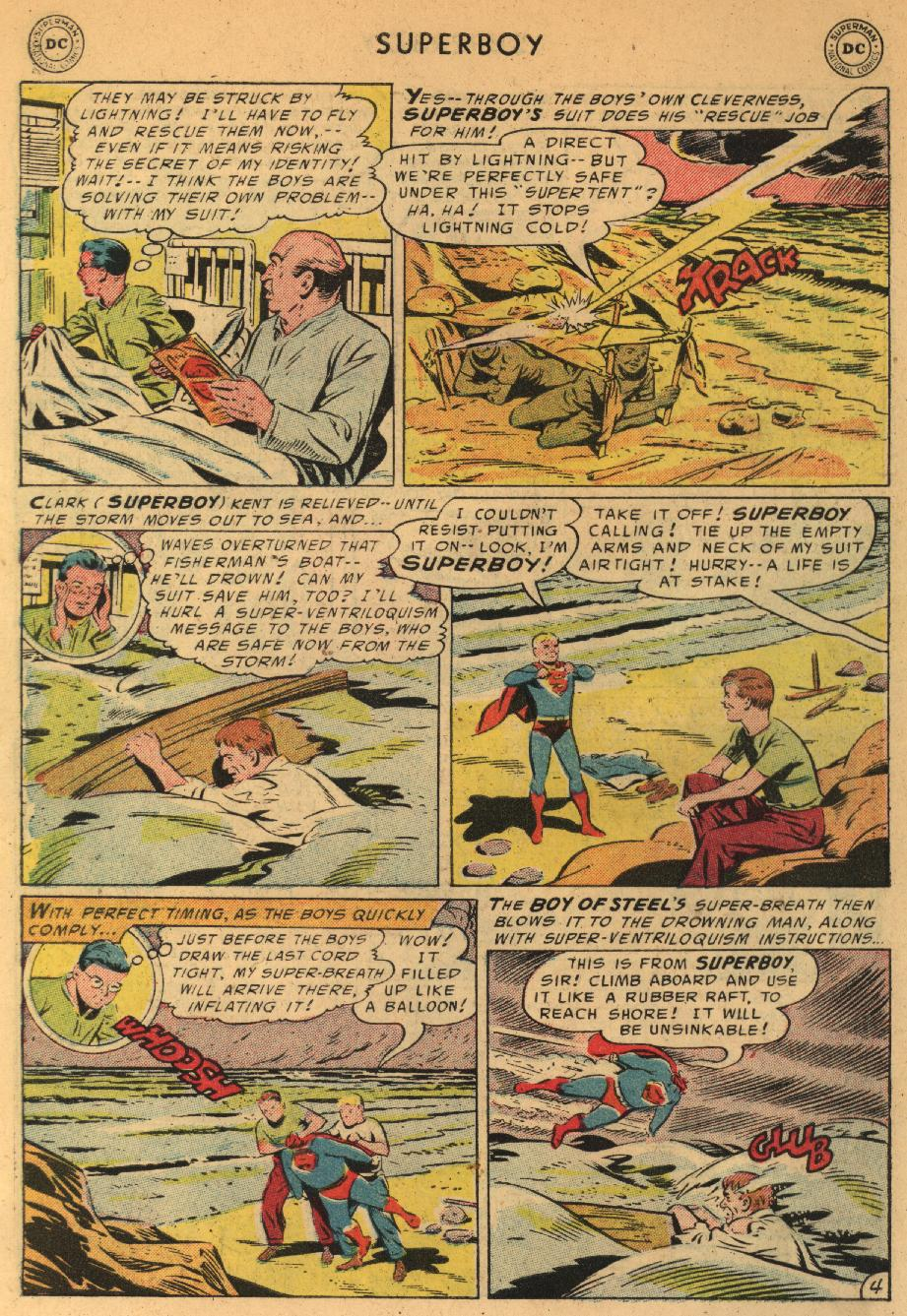 Superboy (1949) issue 44 - Page 5