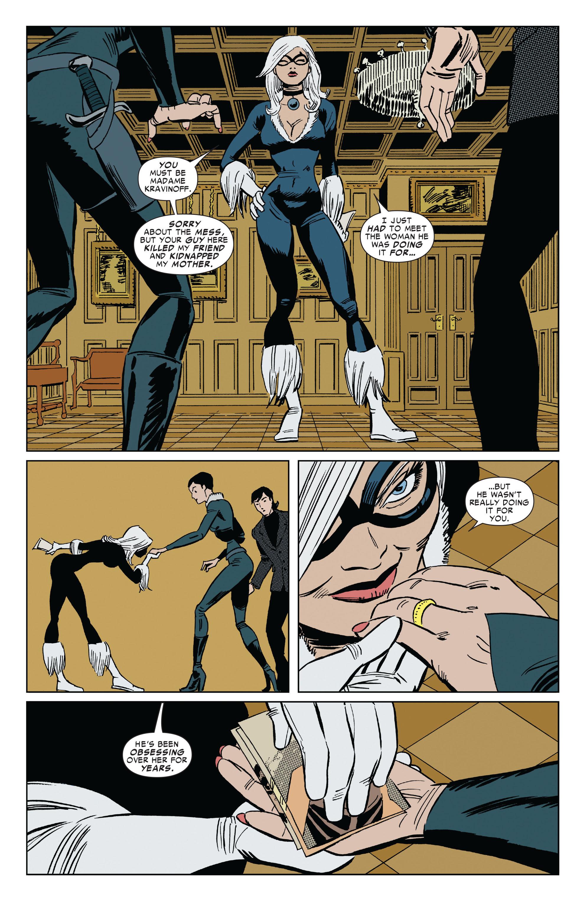 Read online Amazing Spider-Man Presents: Black Cat comic -  Issue #4 - 9