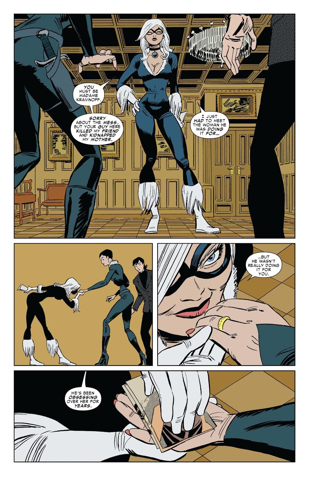 Amazing Spider-Man Presents: Black Cat Issue #4 #4 - English 9
