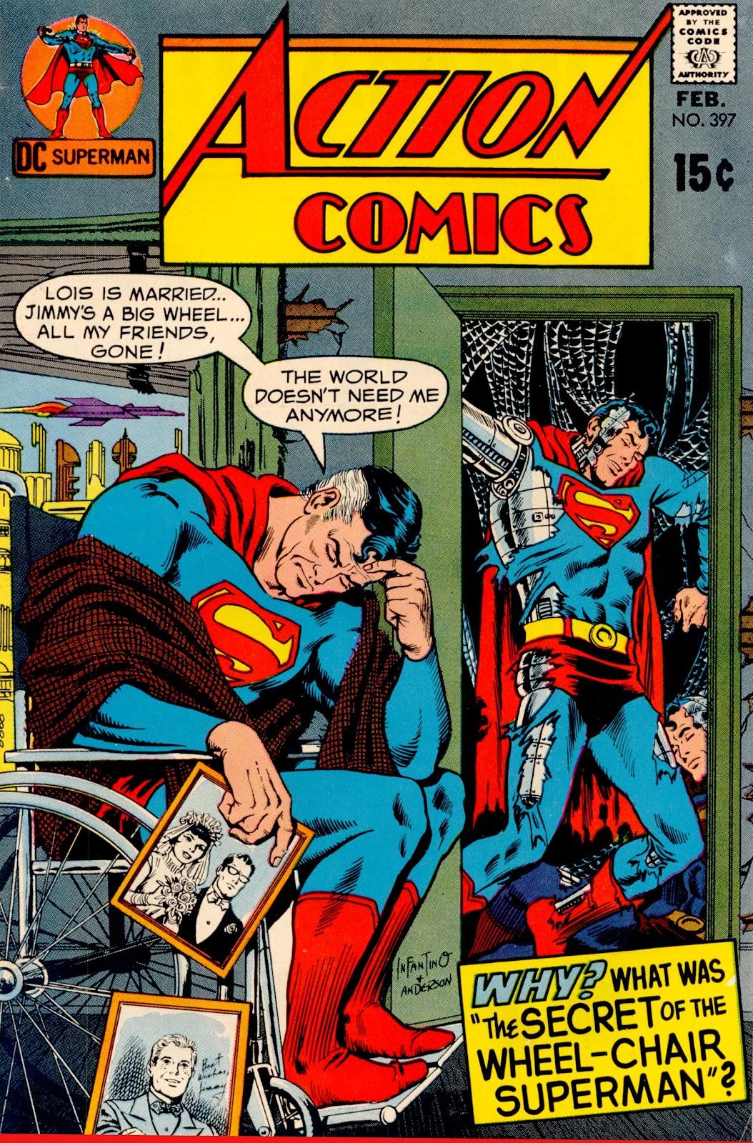 Action Comics (1938) 397 Page 1