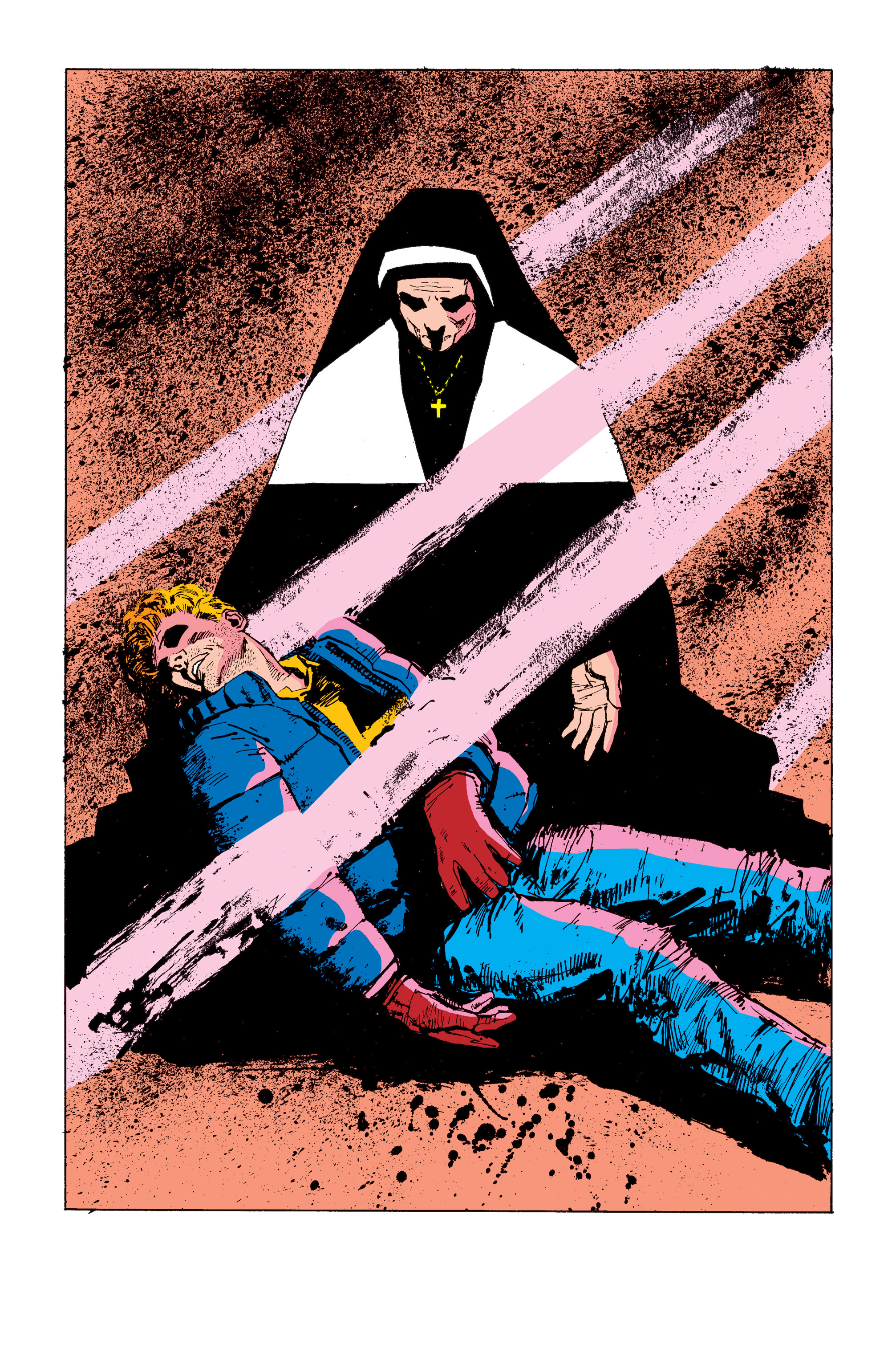 Read online Daredevil: Born Again comic -  Issue # Full - 97