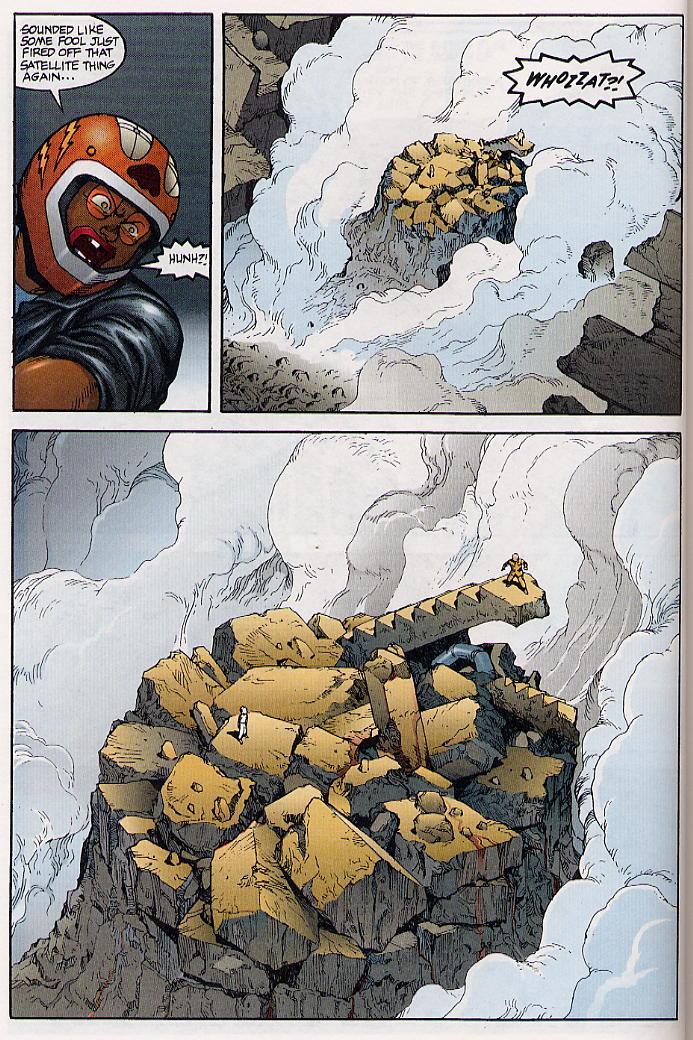 Read online Akira comic -  Issue #31 - 31