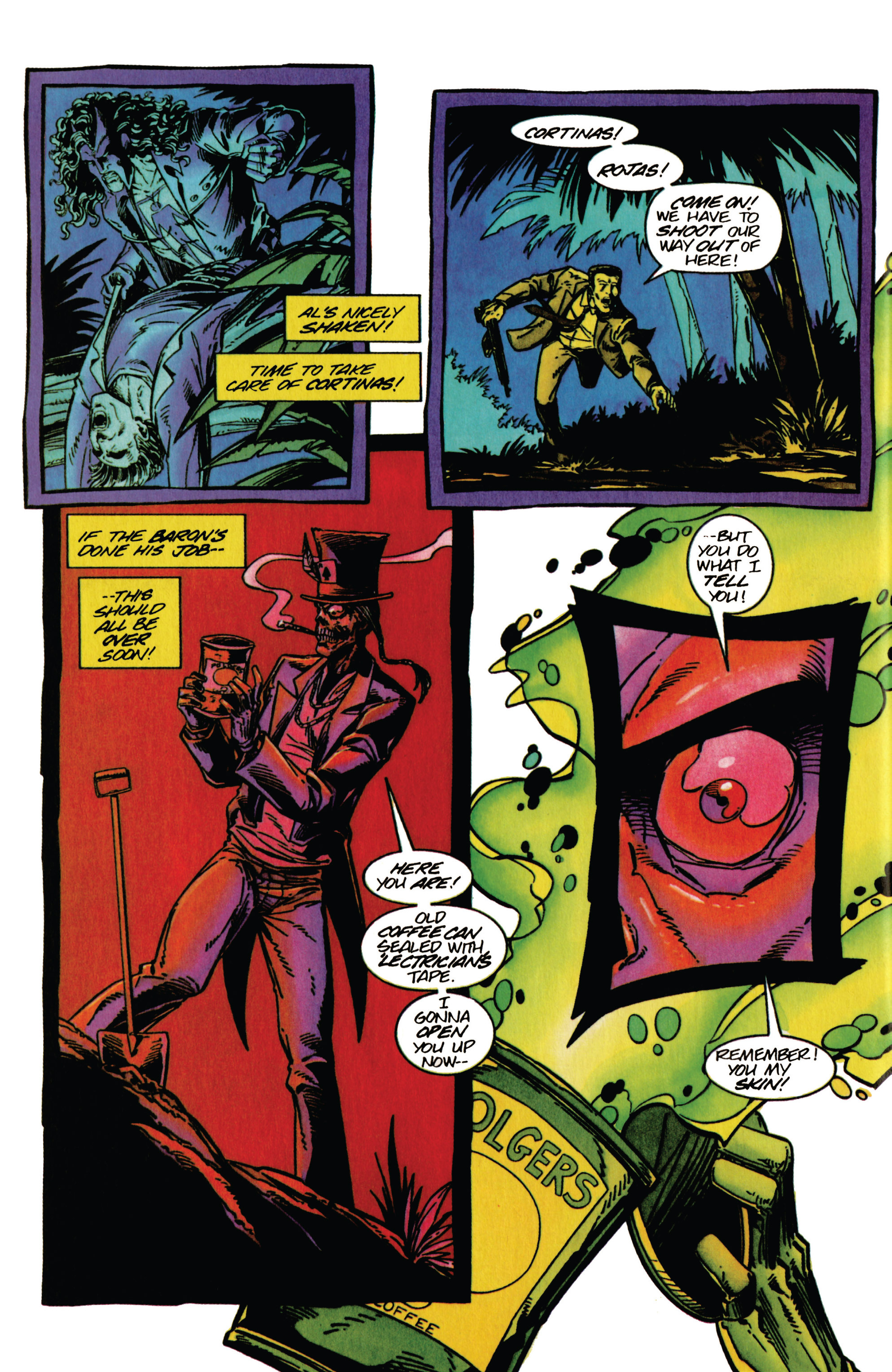 Read online Shadowman (1992) comic -  Issue #34 - 16