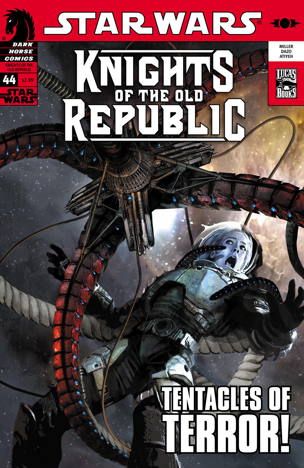 Star Wars: Knights Of The Old Republic issue 44 - Page 1