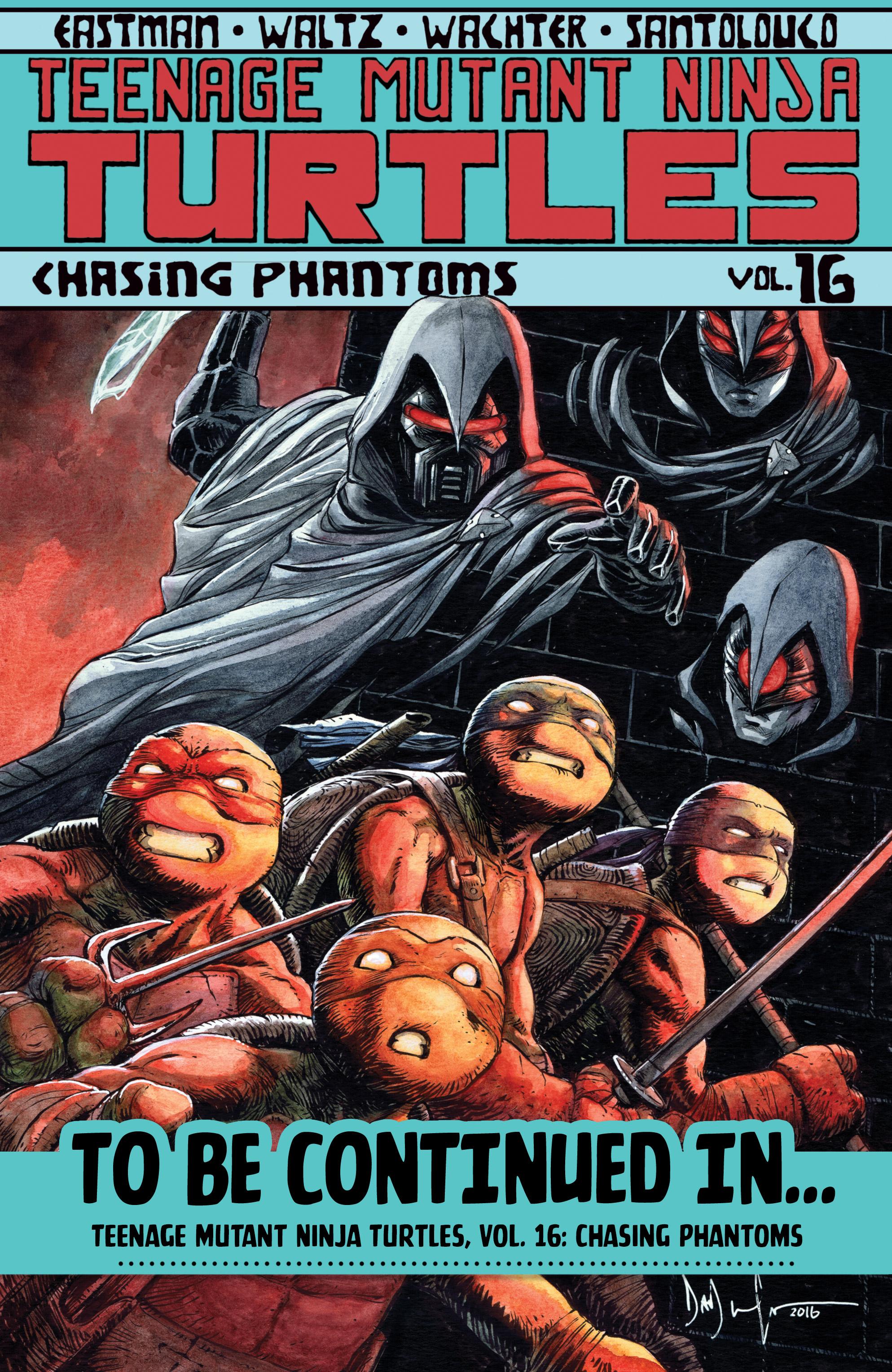 Read online Teenage Mutant Ninja Turtles (2011) comic -  Issue #70 - 33
