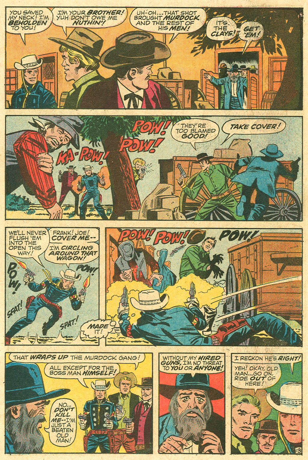 The Rawhide Kid (1955) issue 100 - Page 19