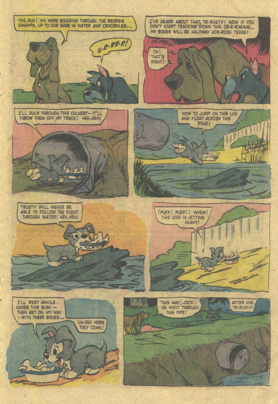 Scamp (1967) issue 27 - Page 13