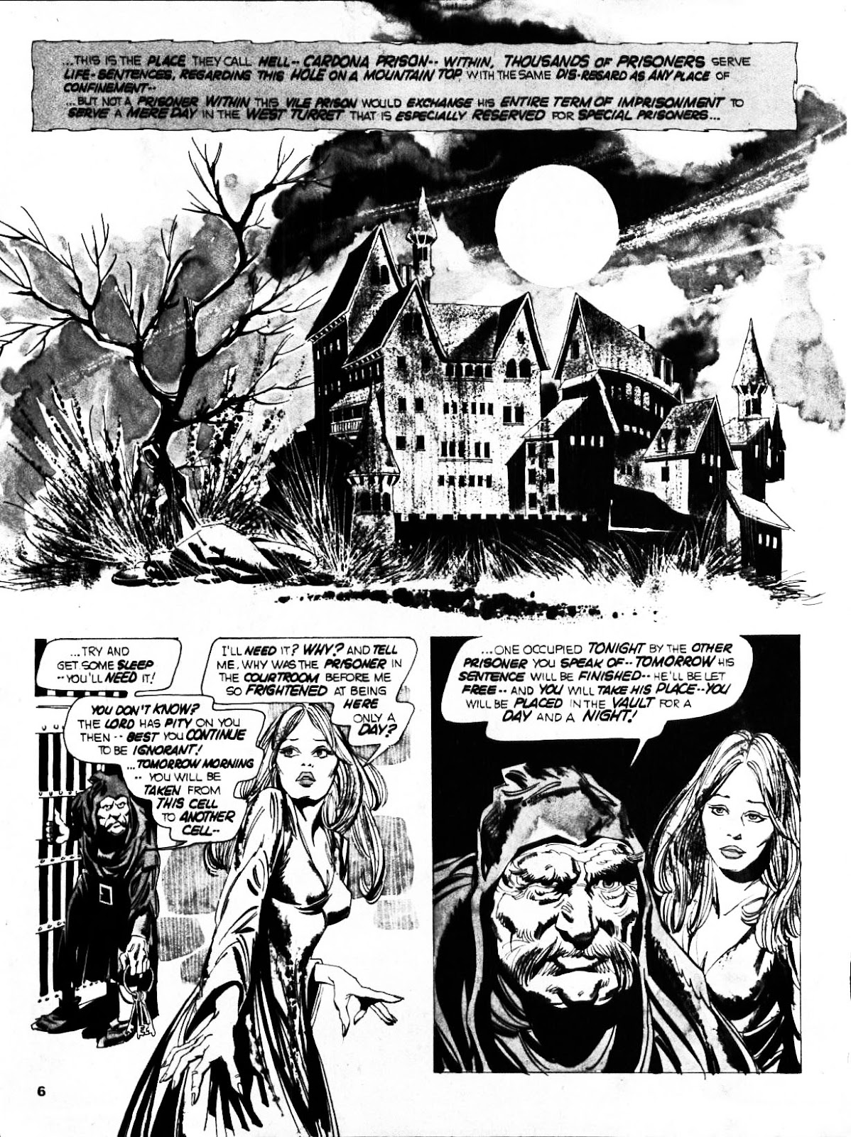 Nightmare (1970) issue 21 - Page 6