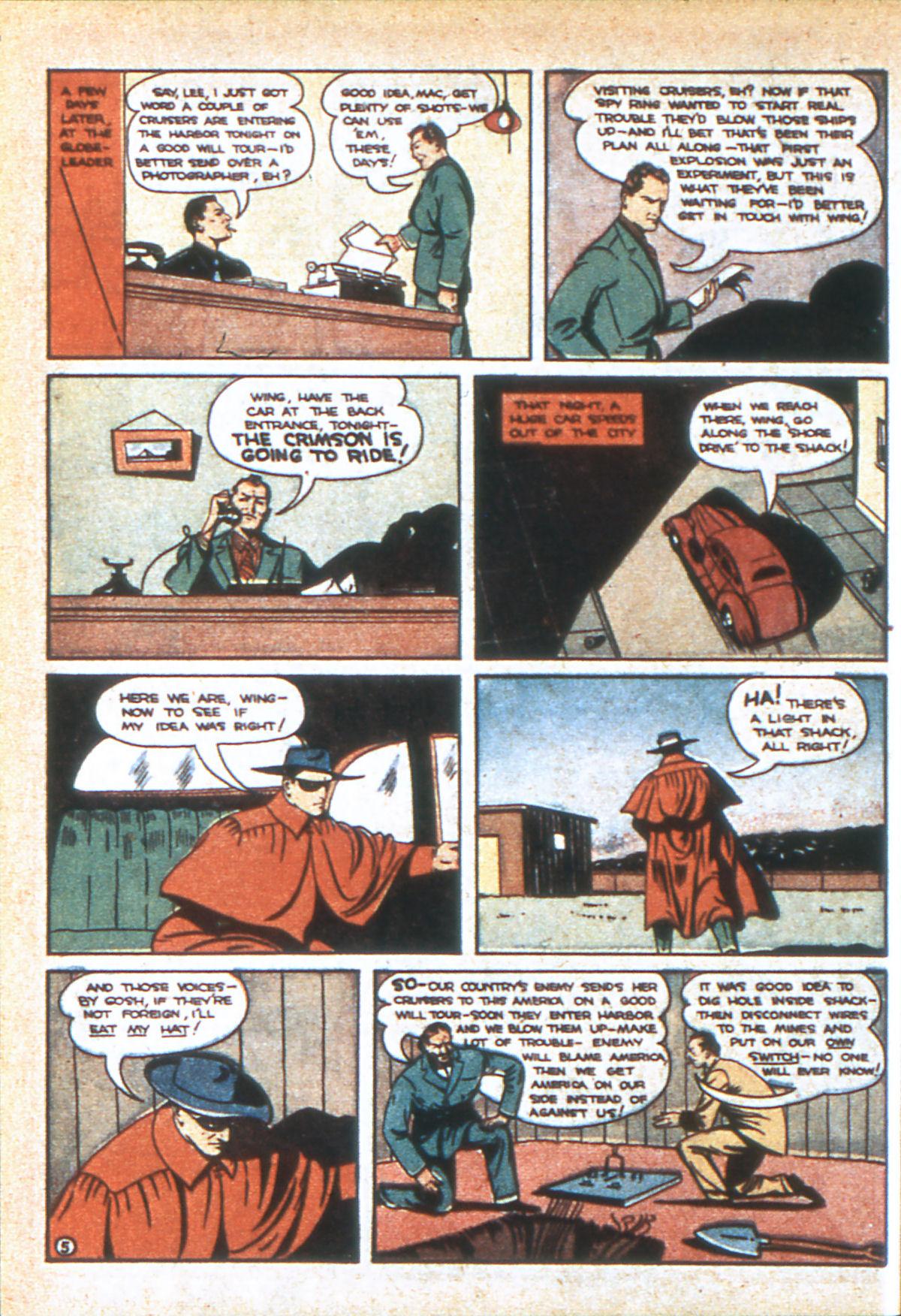 Read online Detective Comics (1937) comic -  Issue #39 - 33