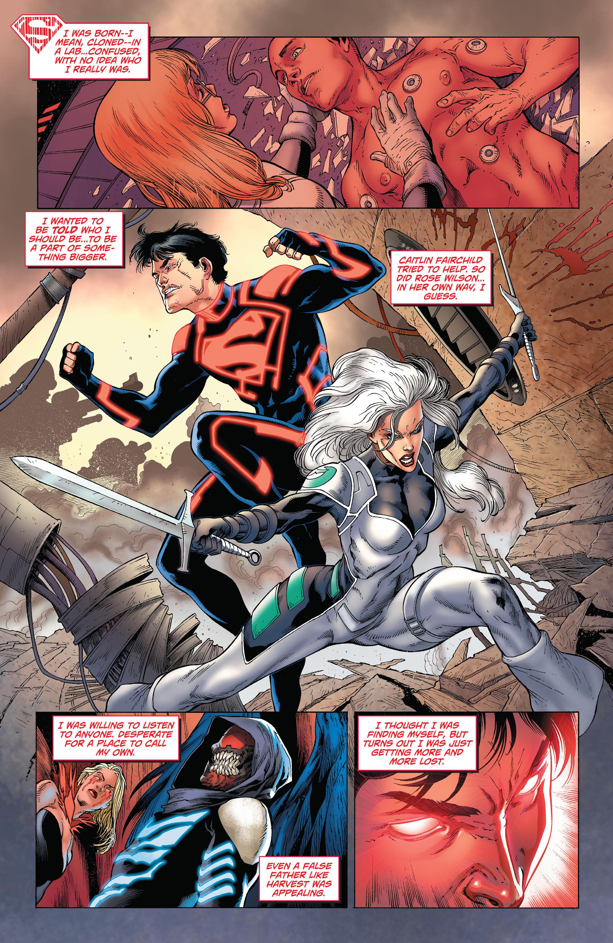 Read online Secret Origins (2014) comic -  Issue #7 - 29