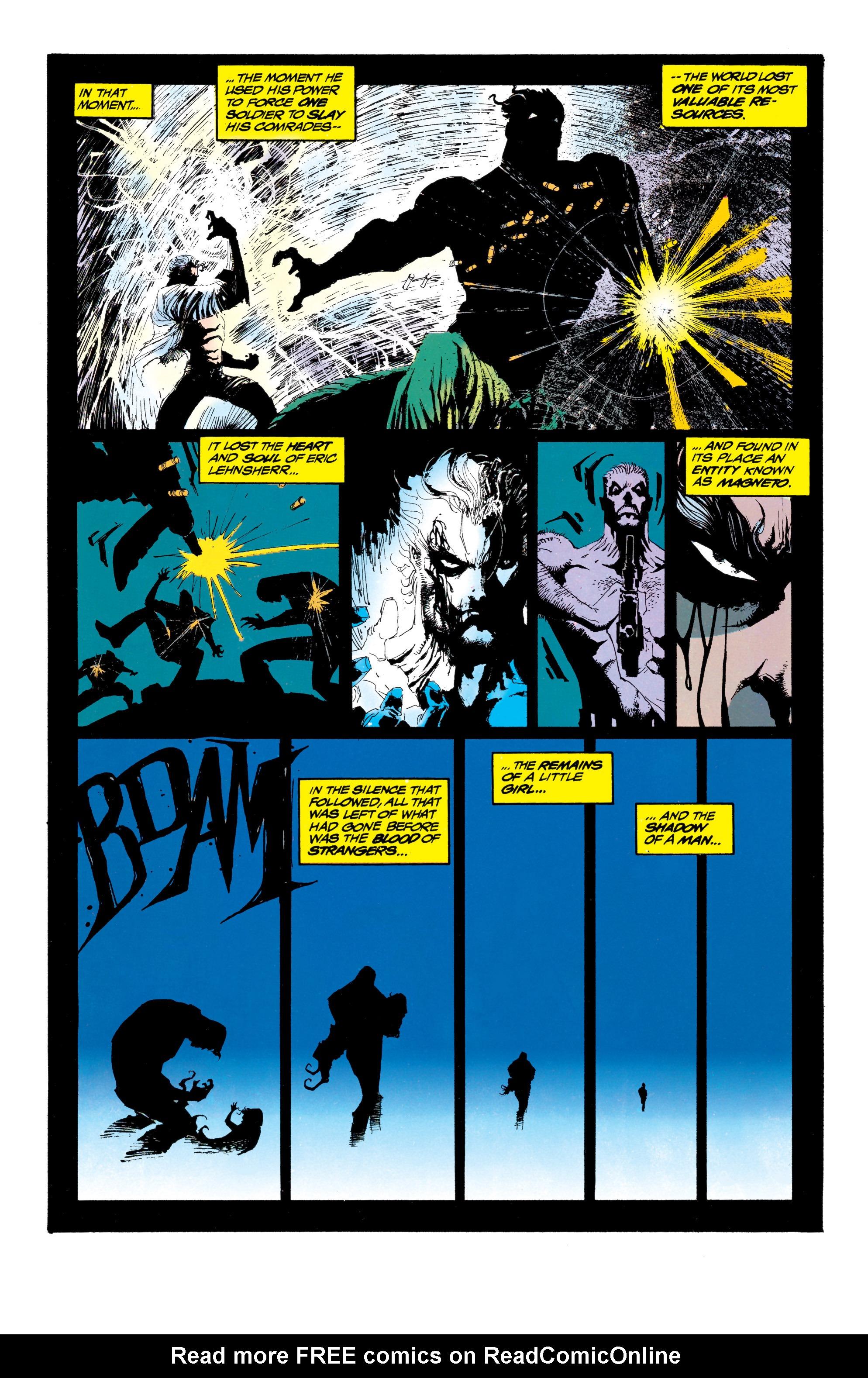 Read online Uncanny X-Men (1963) comic -  Issue #304 - 15