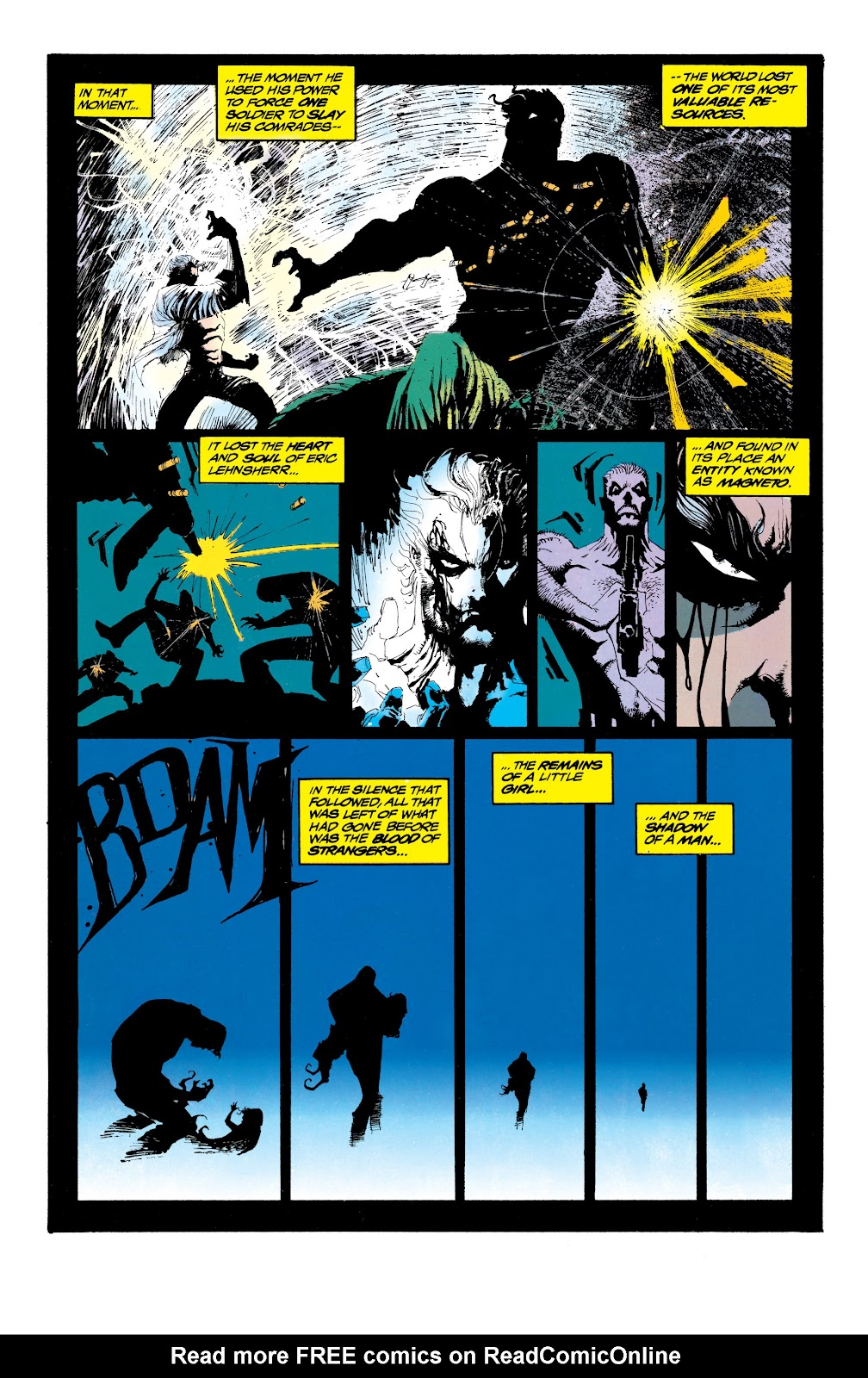 Uncanny X-Men (1963) issue 304 - Page 15
