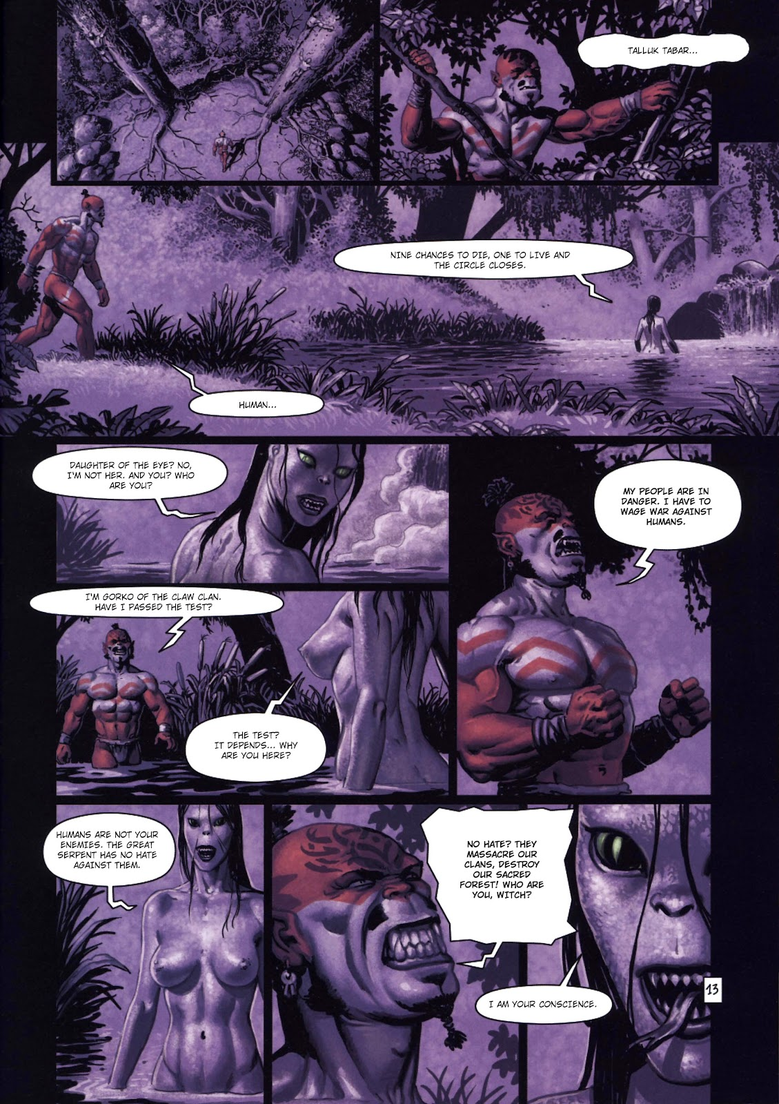 Read online Orks comic -  Issue #2 - 16
