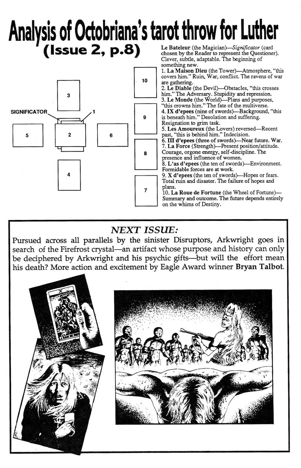 Read online The Adventures of Luther Arkwright comic -  Issue #2 - 25