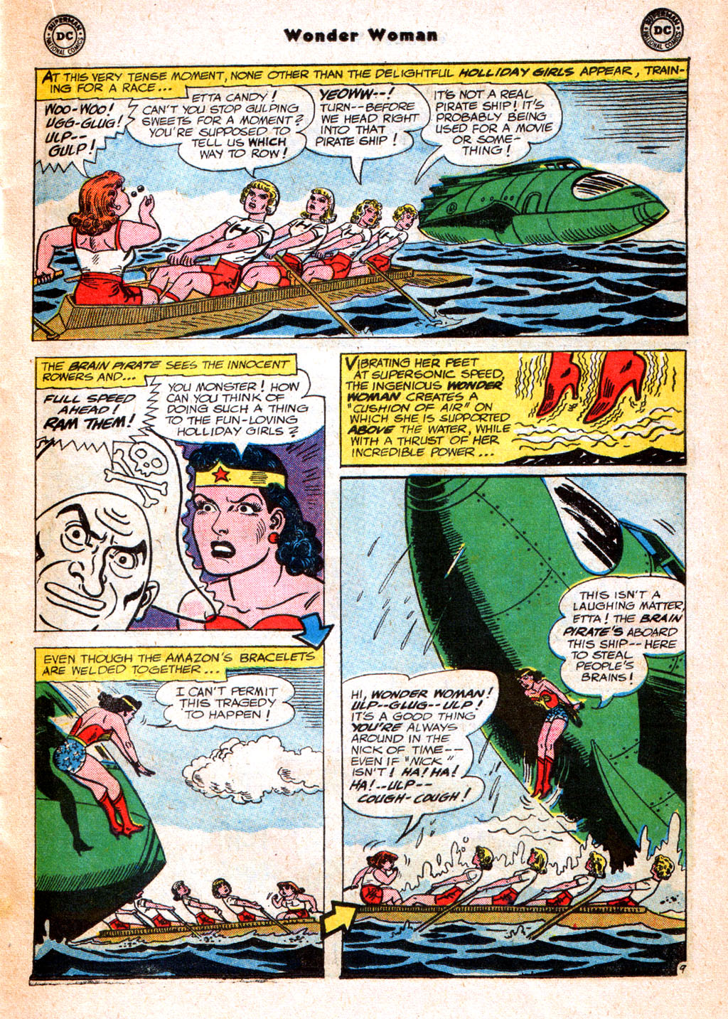 Read online Wonder Woman (1942) comic -  Issue #156 - 15