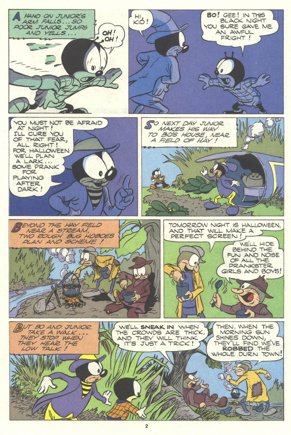 Walt Disney's Comics and Stories issue 554 - Page 17