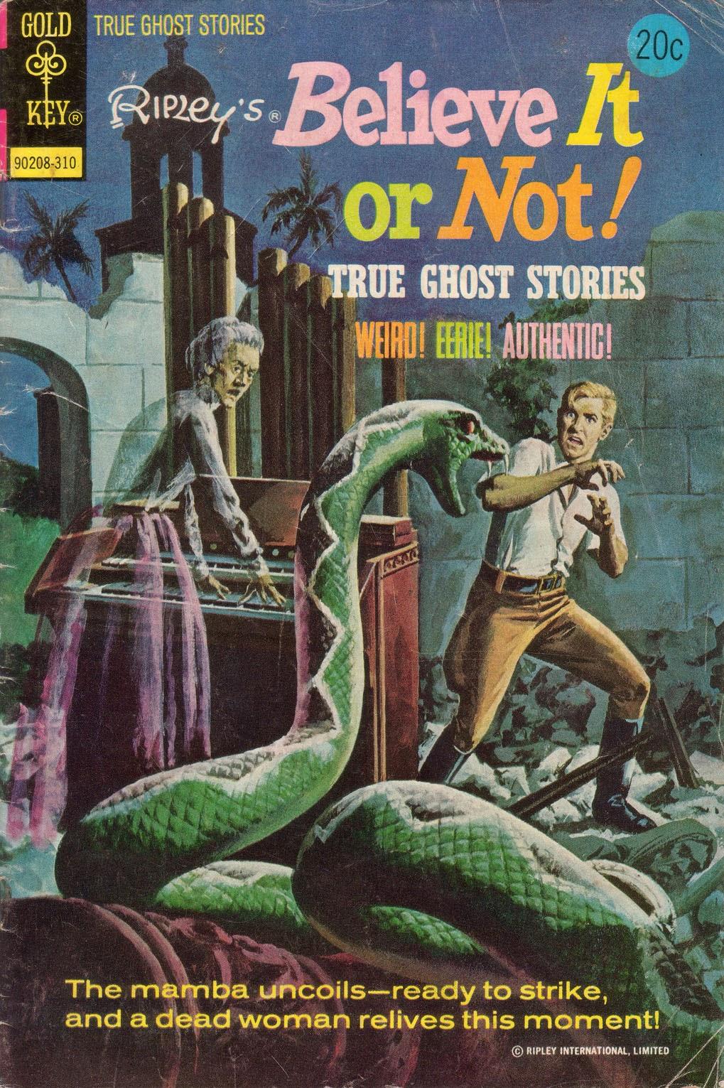 Ripleys Believe it or Not! (1965) 43 Page 1