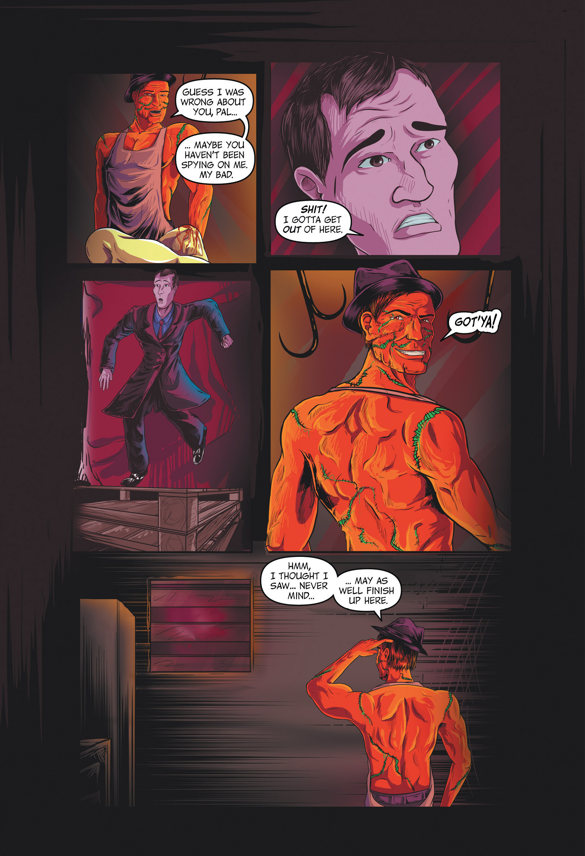 Read online Redemption Heights comic -  Issue # Full - 47