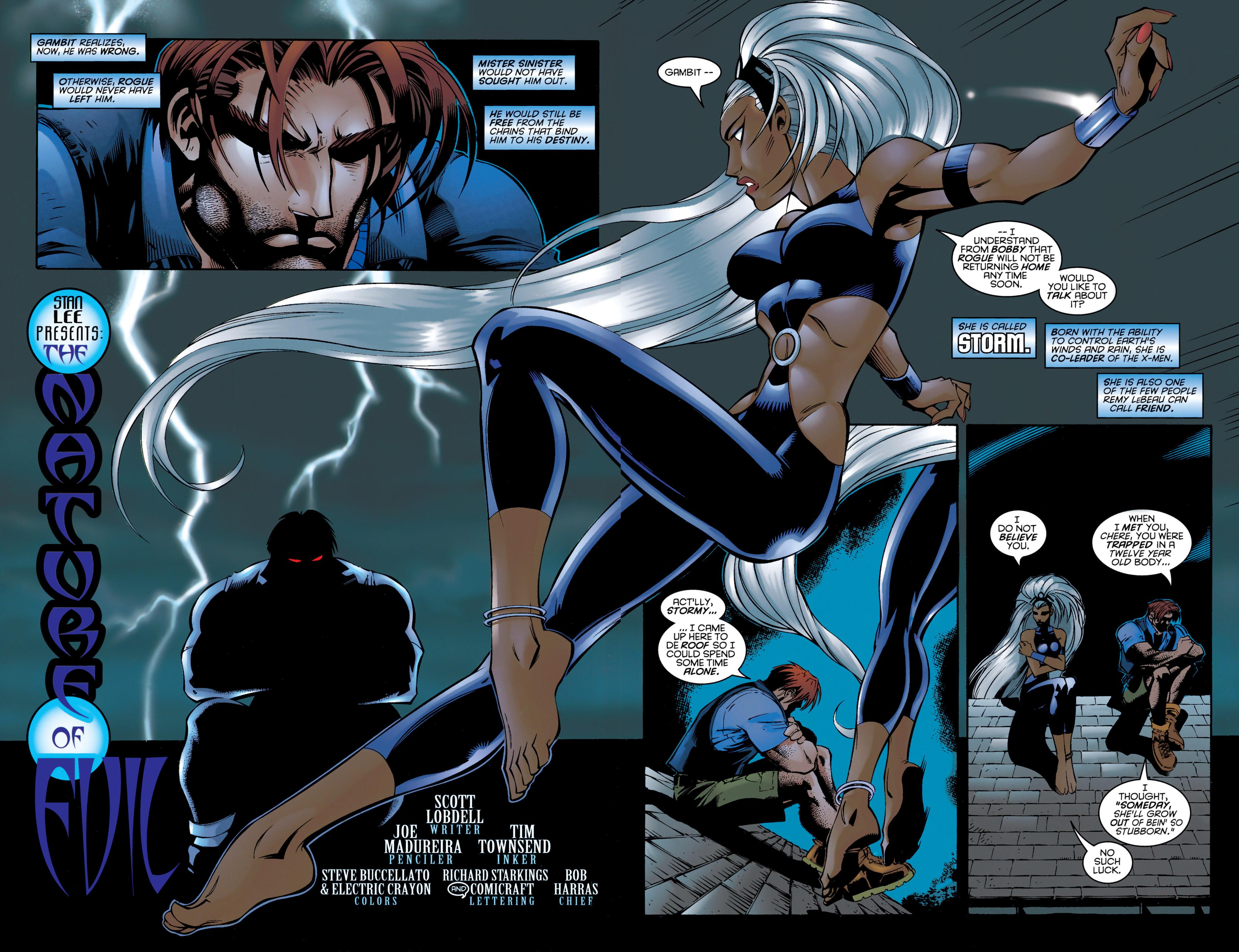 Read online Uncanny X-Men (1963) comic -  Issue #326 - 3