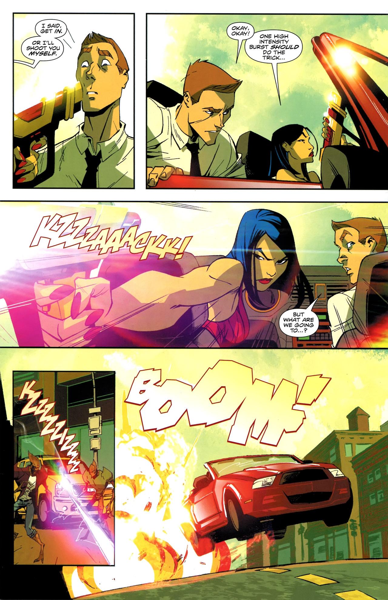 Read online Soldier Zero comic -  Issue #4 - 29