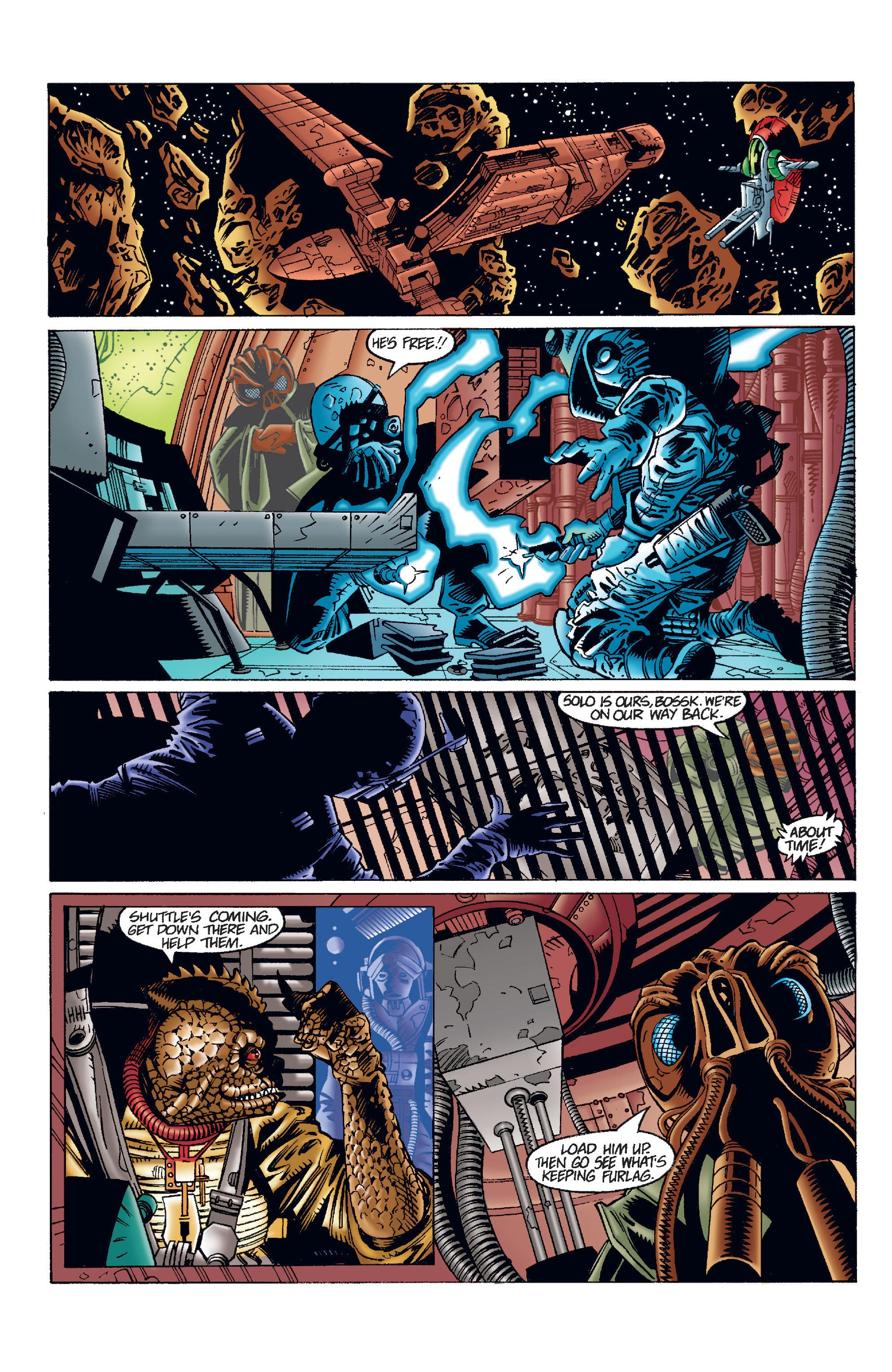Read online Star Wars Omnibus comic -  Issue # Vol. 11 - 85