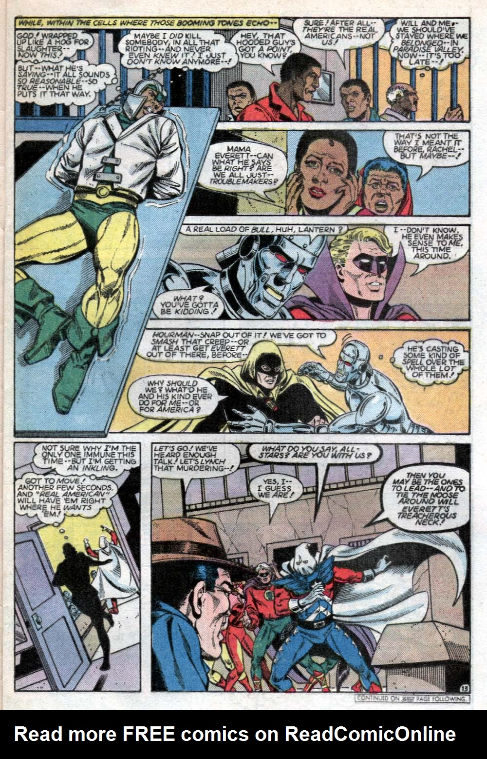 Read online All-Star Squadron comic -  Issue #40 - 14