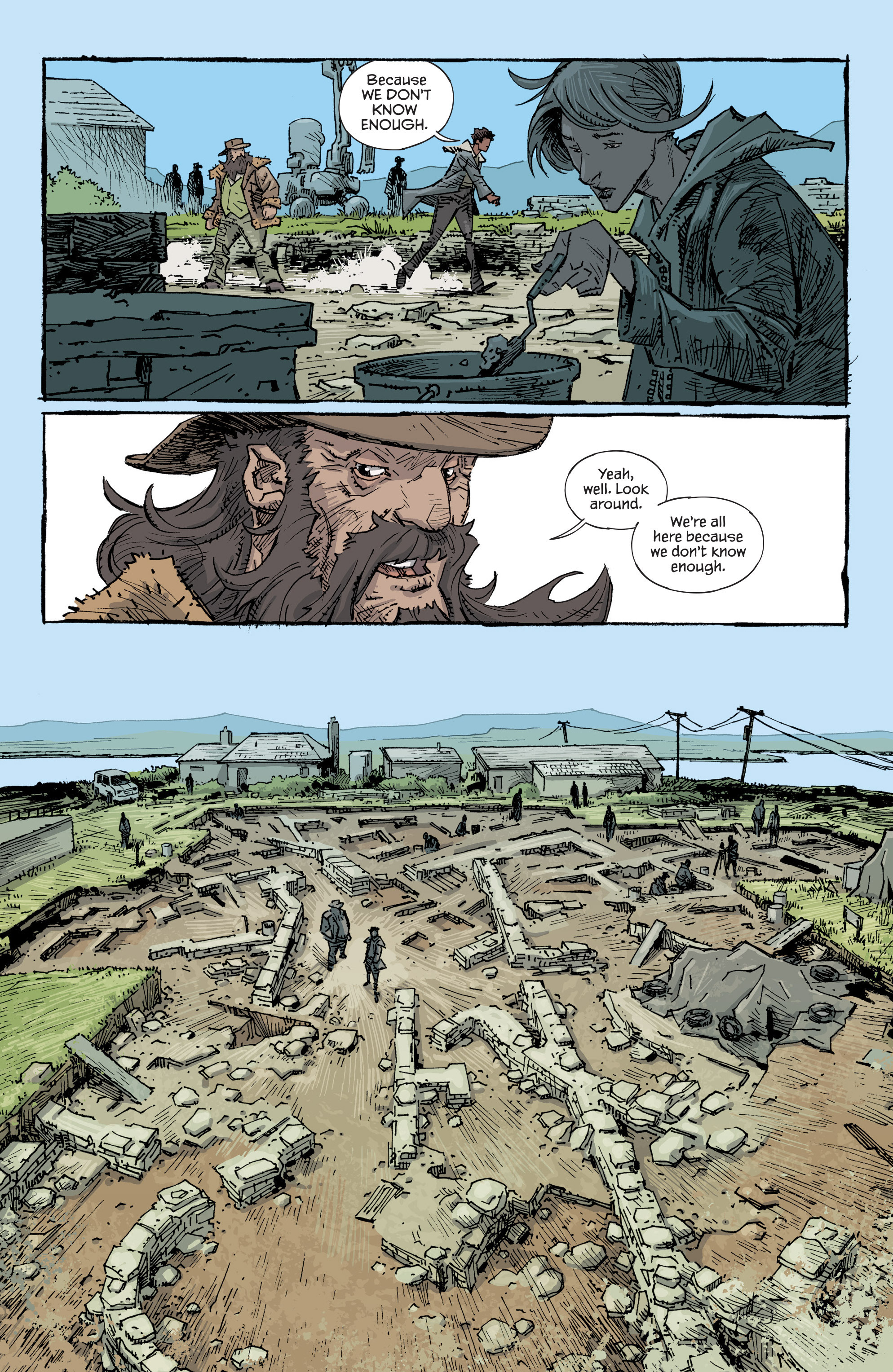 Read online Trees comic -  Issue #13 - 6