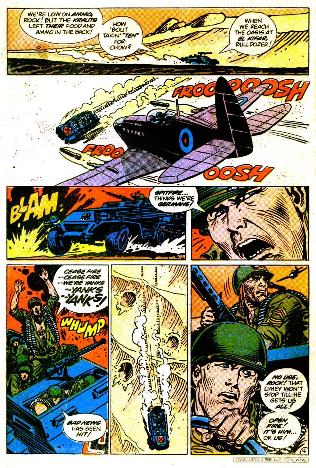 Read online Sgt. Rock comic -  Issue #373 - 5