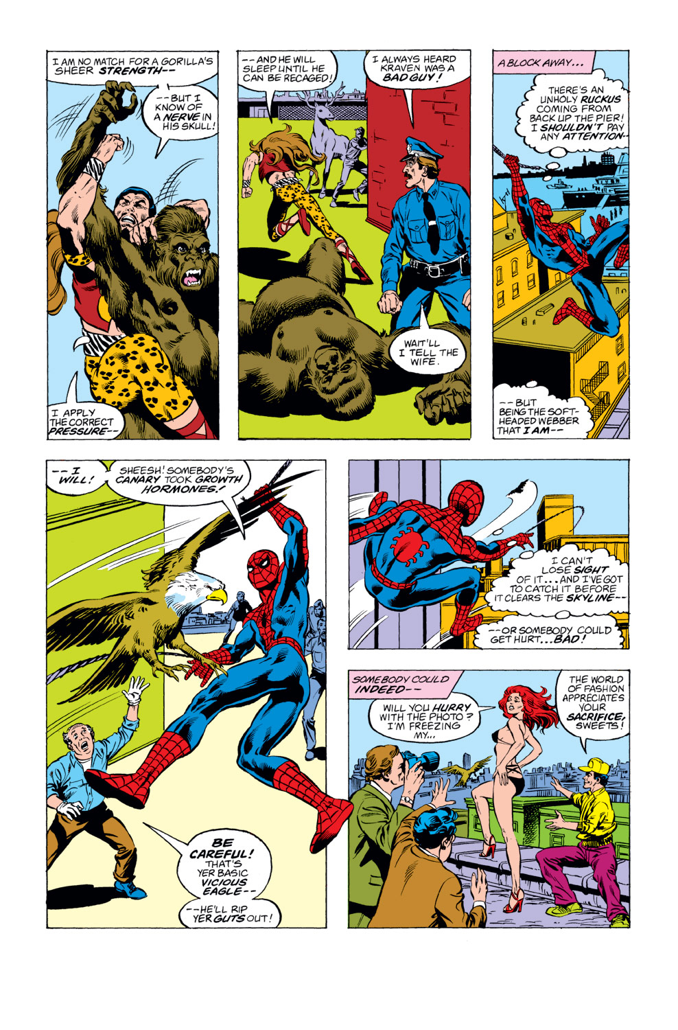 The Amazing Spider-Man (1963) 209 Page 6