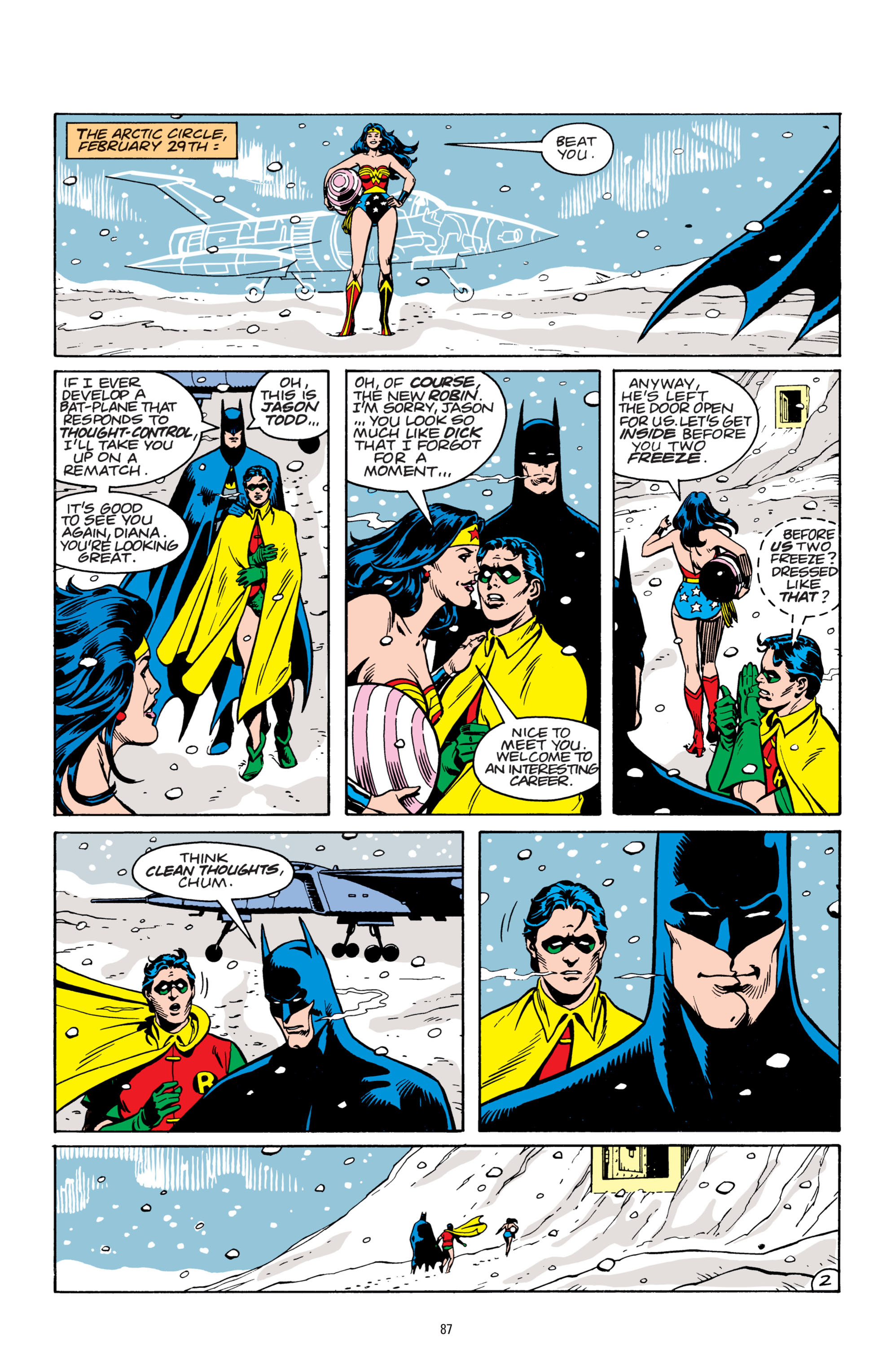 Read online Superman: Whatever Happened to the Man of Tomorrow? comic -  Issue # TPB - 86