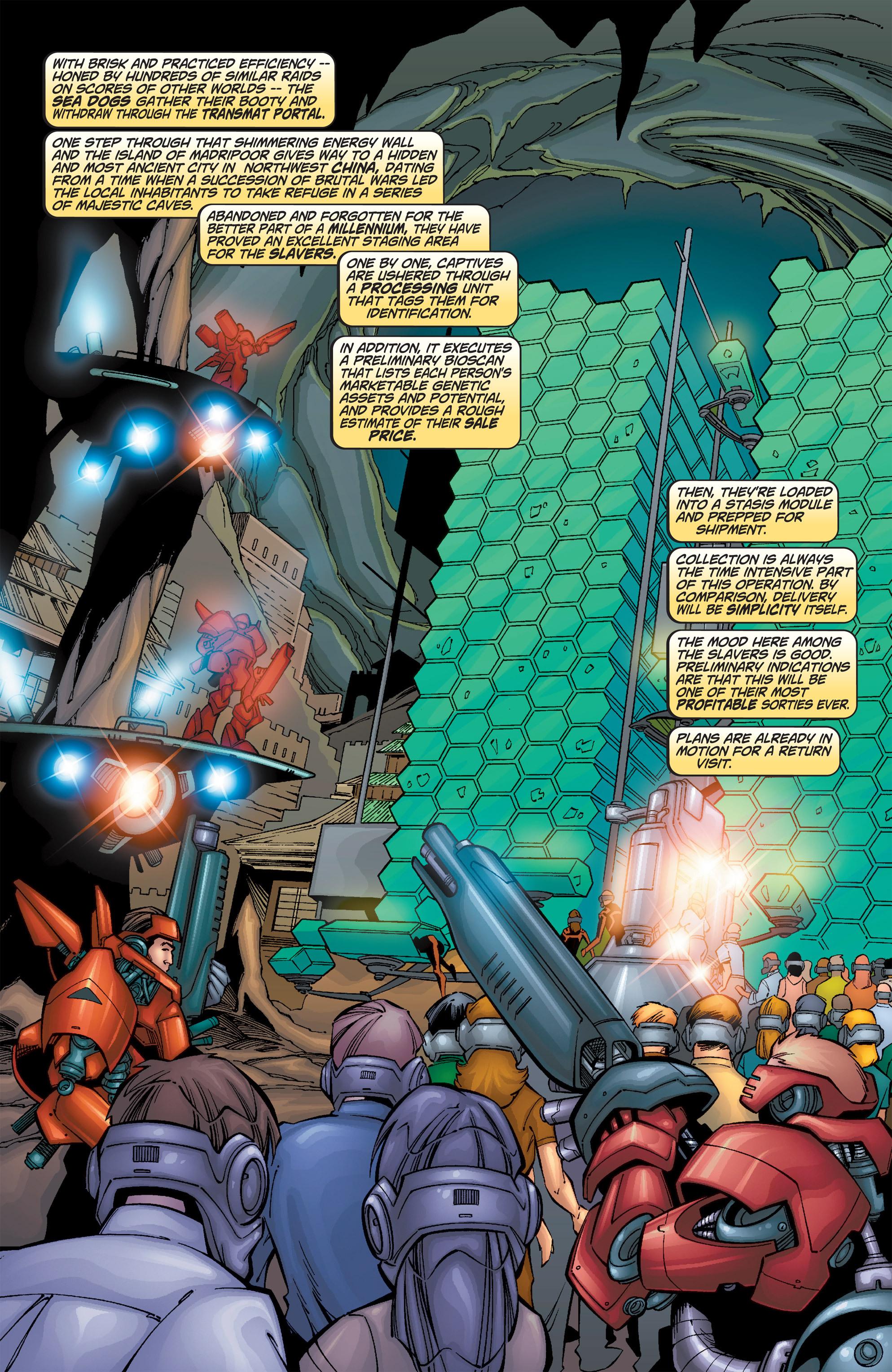Read online Uncanny X-Men (1963) comic -  Issue #385 - 15