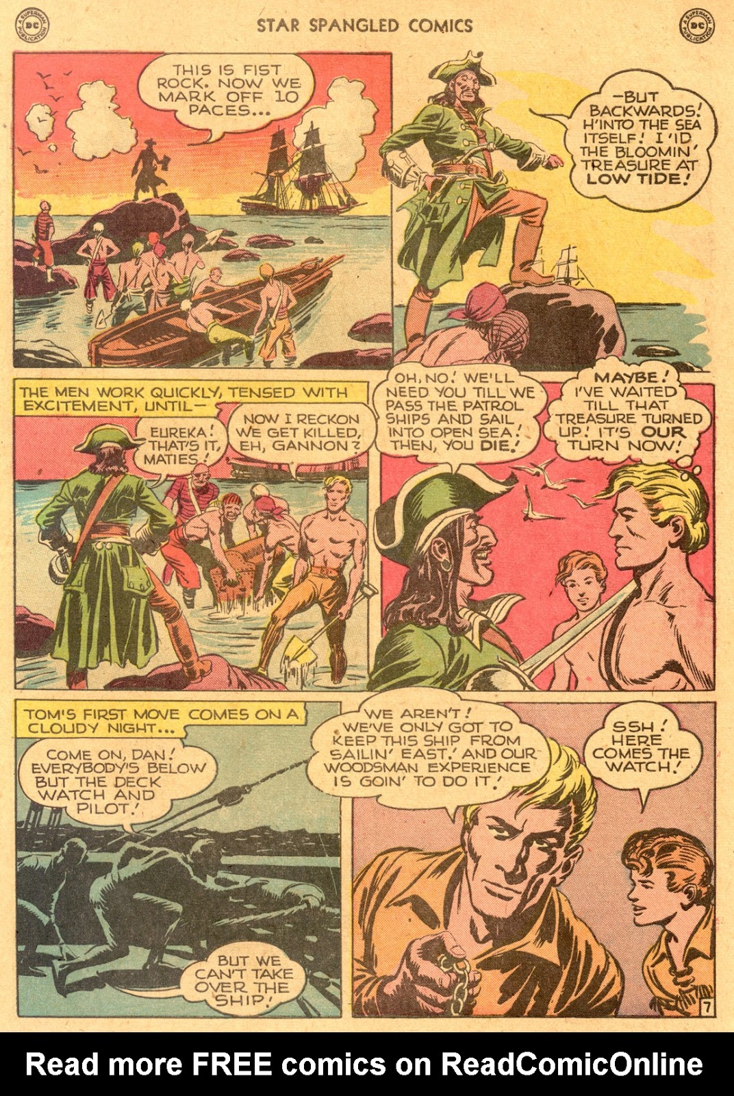 Star Spangled Comics (1941) issue 80 - Page 44