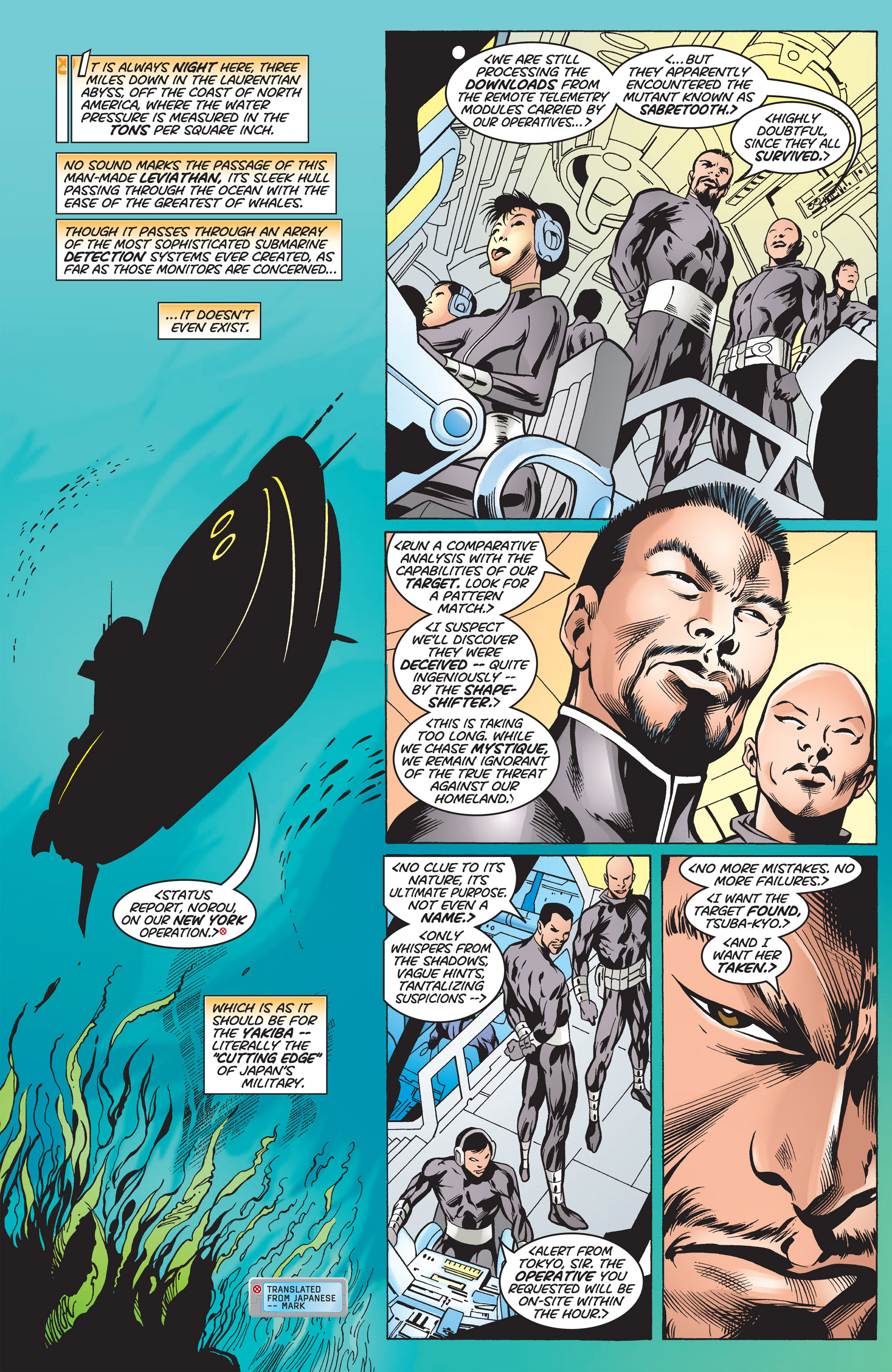 X-Men (1991) 93 Page 6