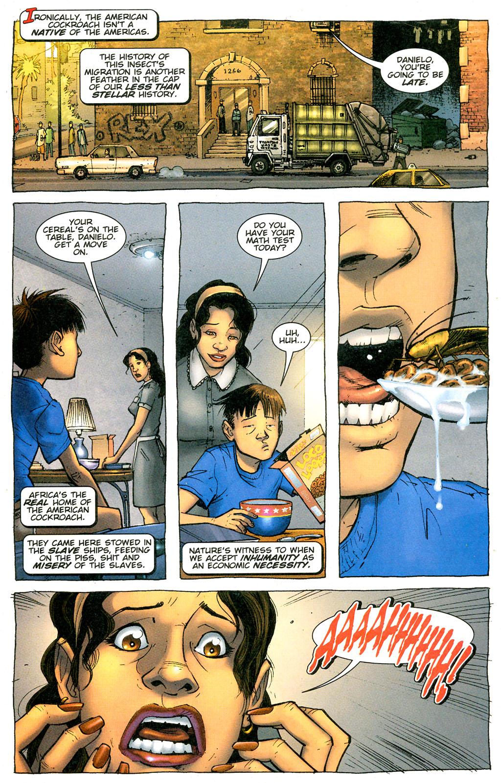Read online The Exterminators comic -  Issue #3 - 2