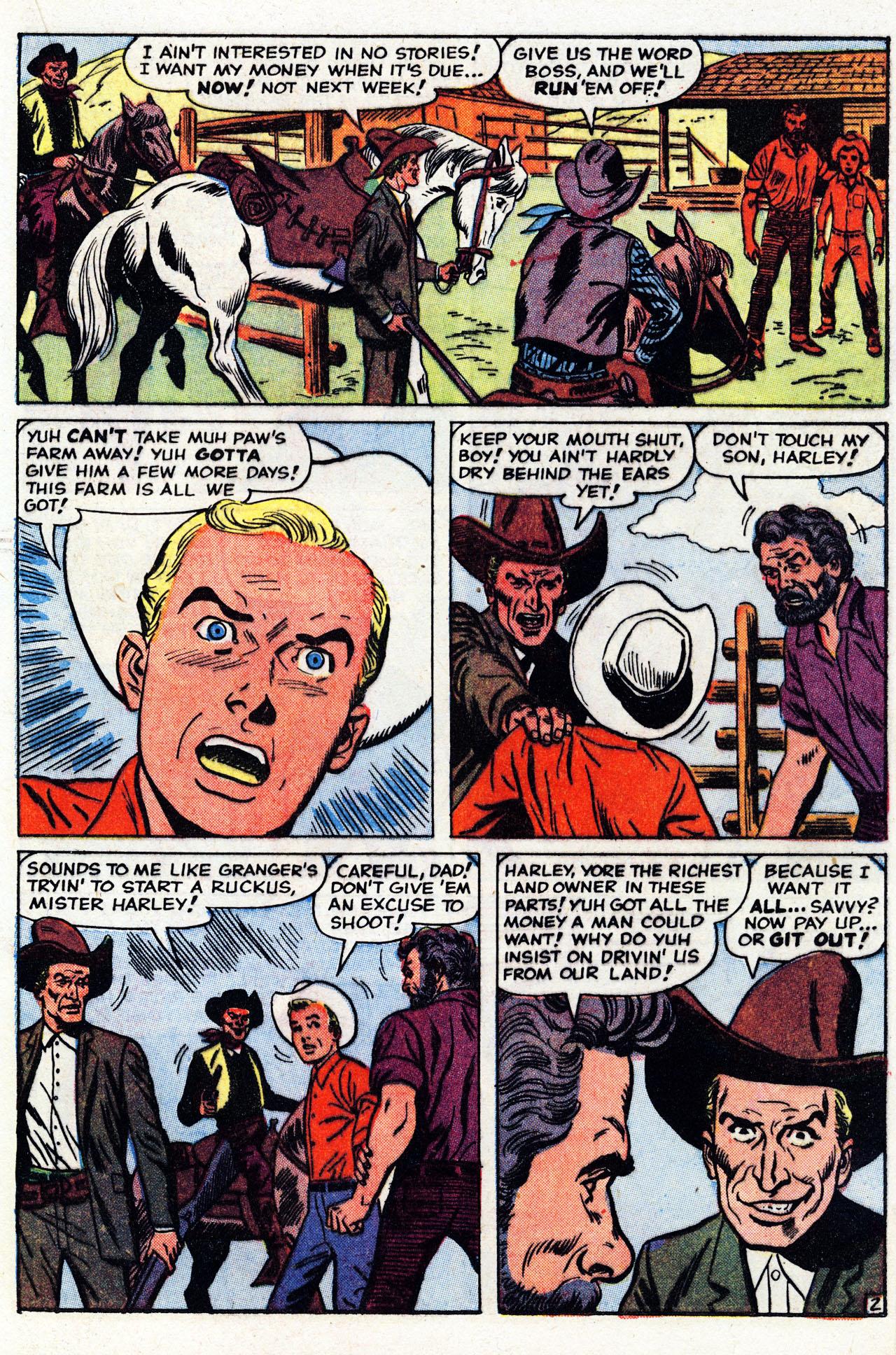 Read online Two-Gun Kid comic -  Issue #53 - 21