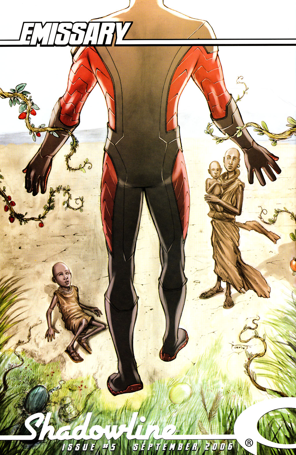 Read online ShadowHawk (2005) comic -  Issue #14 - 27
