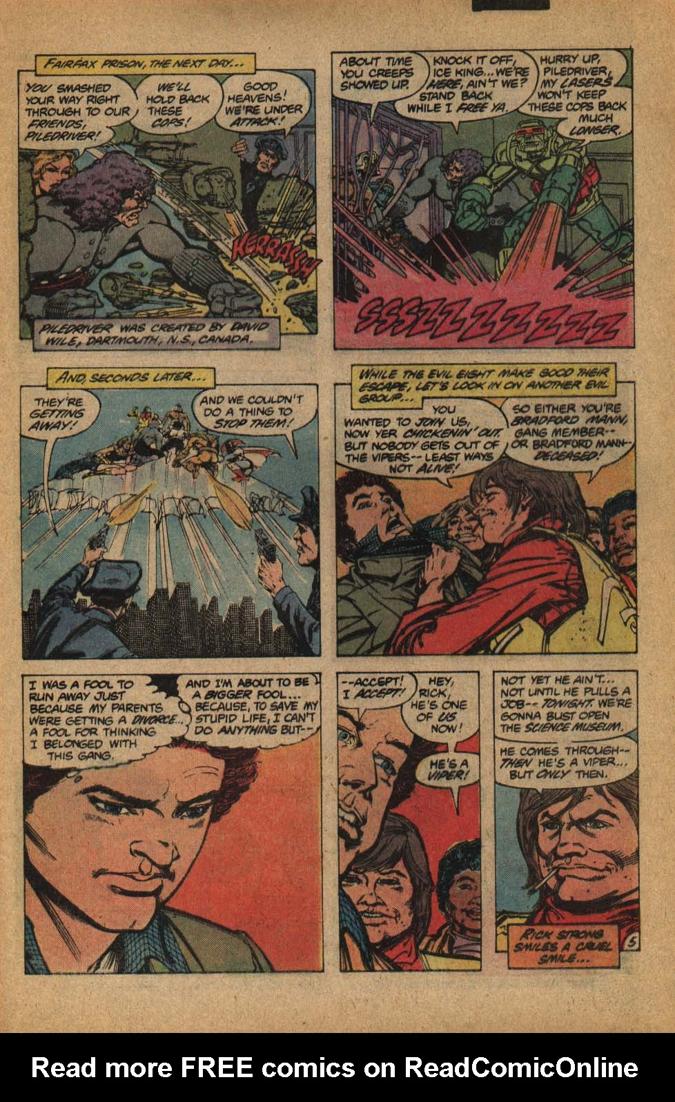 Read online Adventure Comics (1938) comic -  Issue #485 - 9