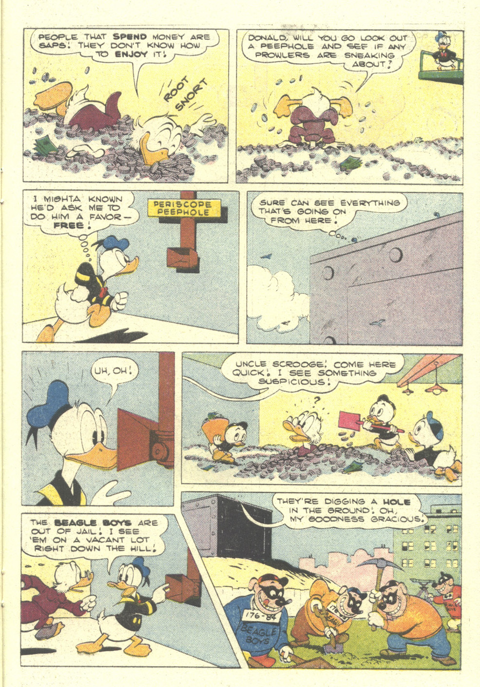Read online Uncle Scrooge (1953) comic -  Issue #212 - 27