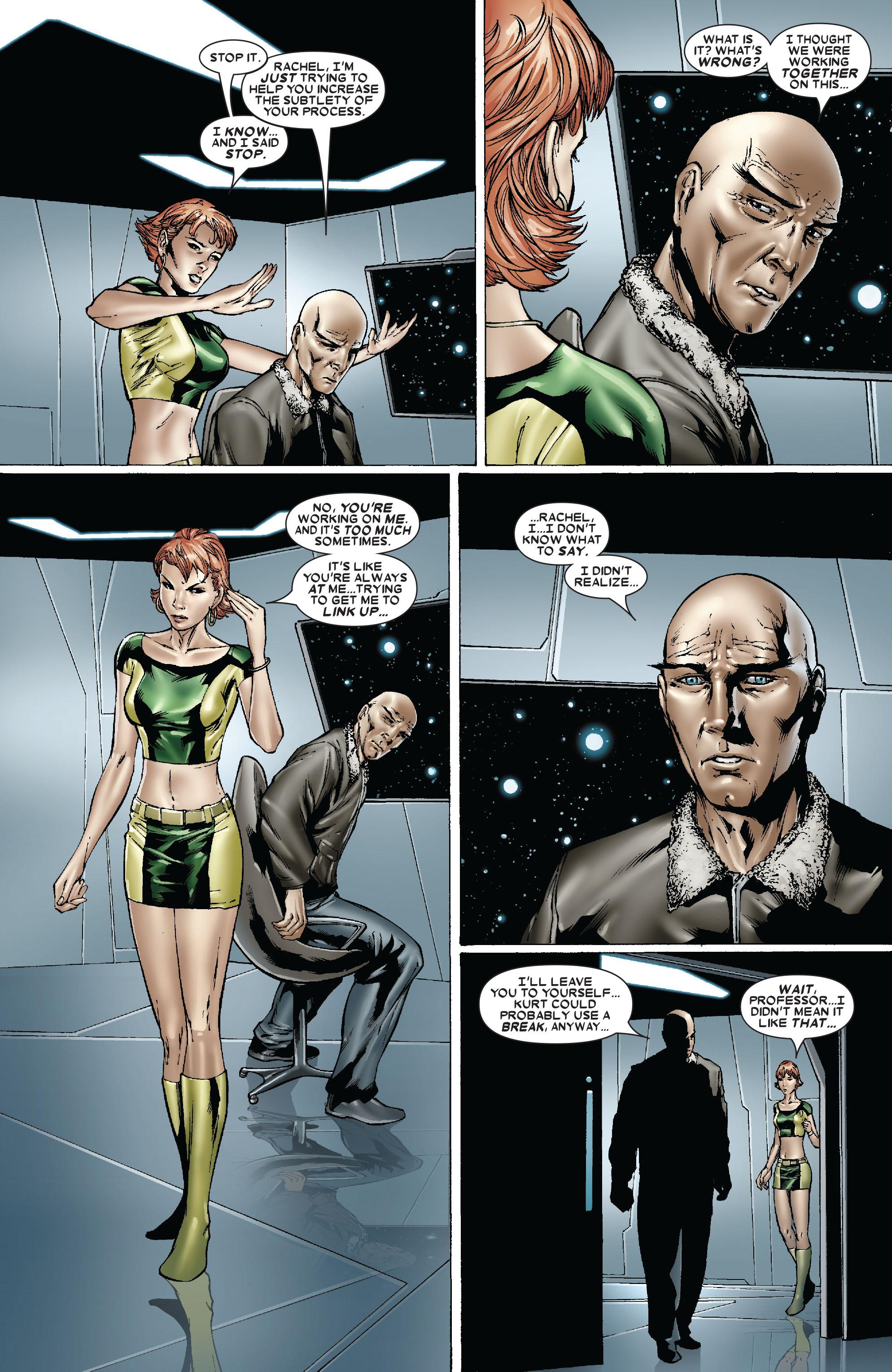 Read online Uncanny X-Men (1963) comic -  Issue #479 - 7