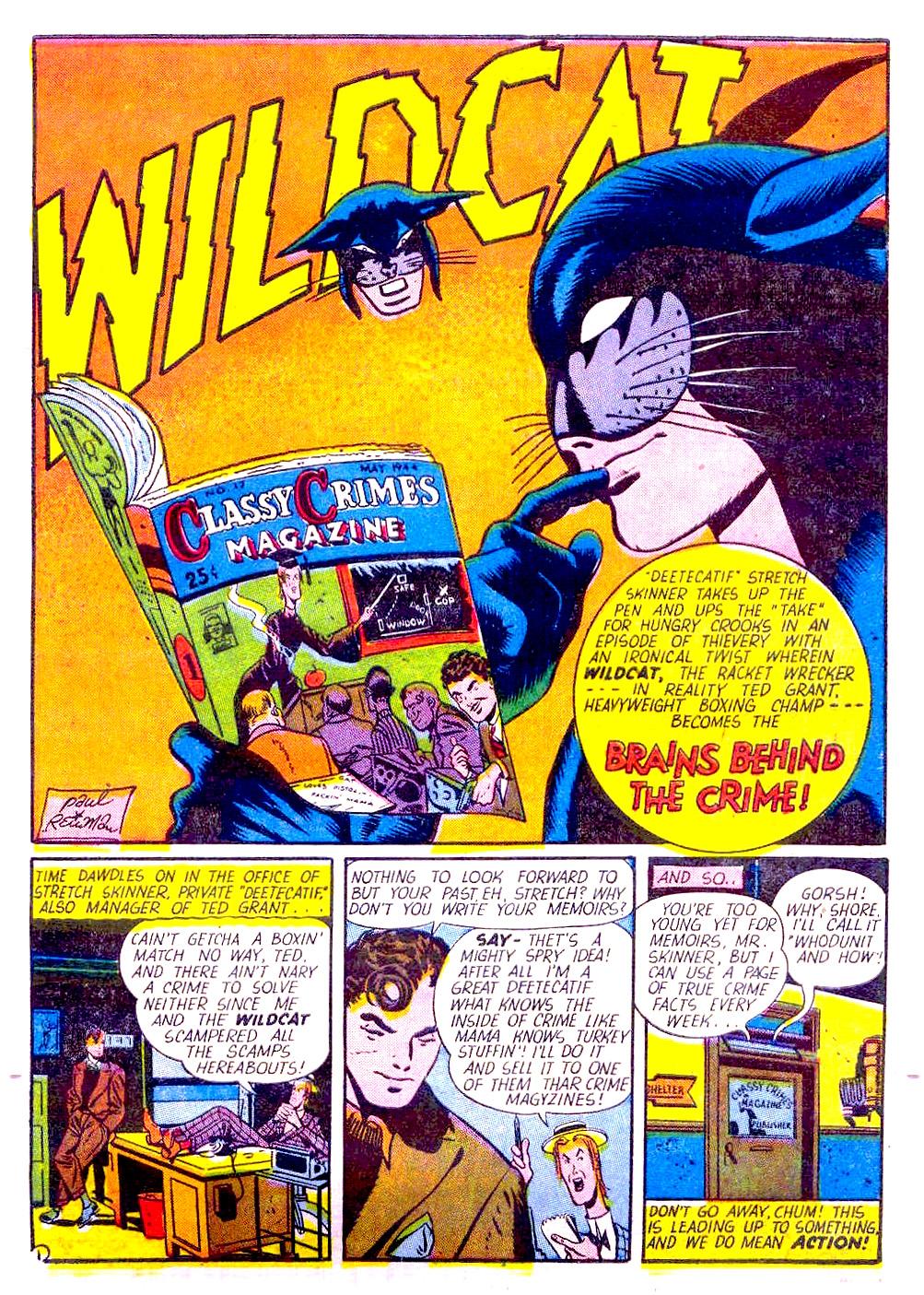 Read online Sensation (Mystery) Comics comic -  Issue #29 - 49