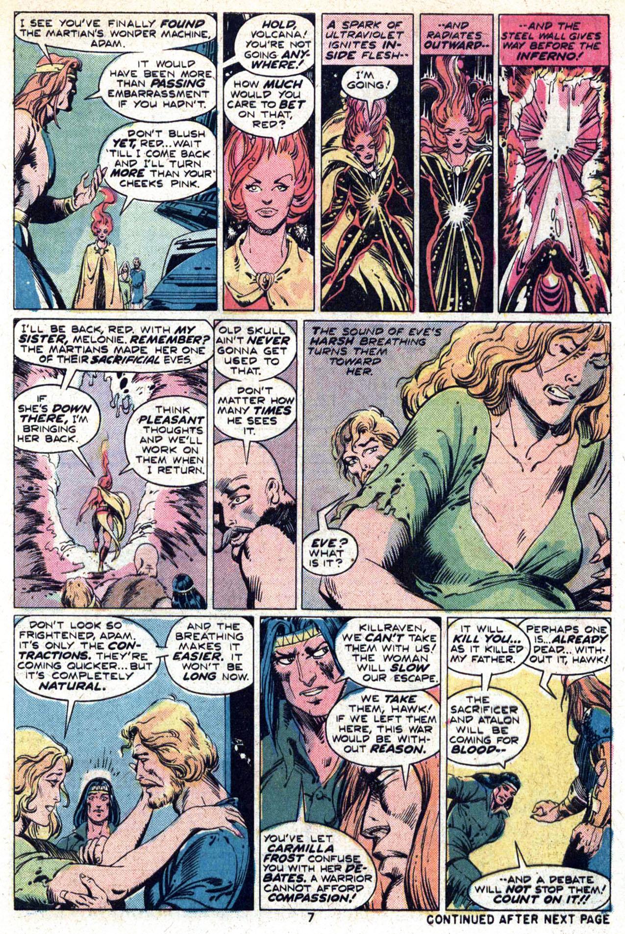 Read online Amazing Adventures (1970) comic -  Issue #29 - 9